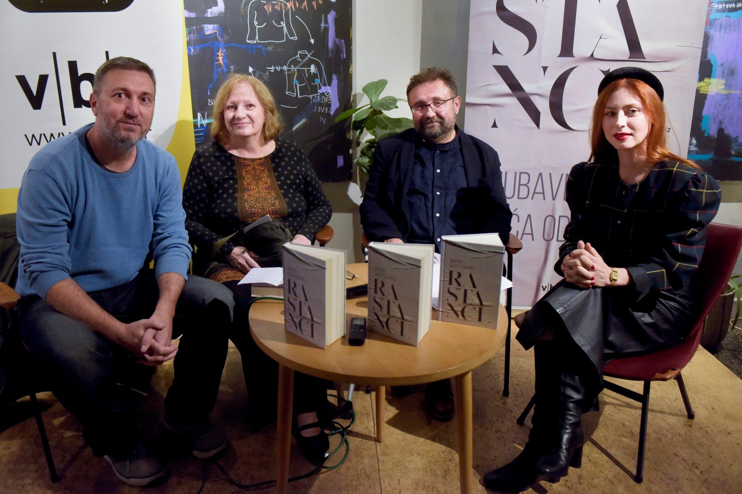 Drago Glamuzina, Andrea Zlatar, Zoran Ferić i Judita Franković