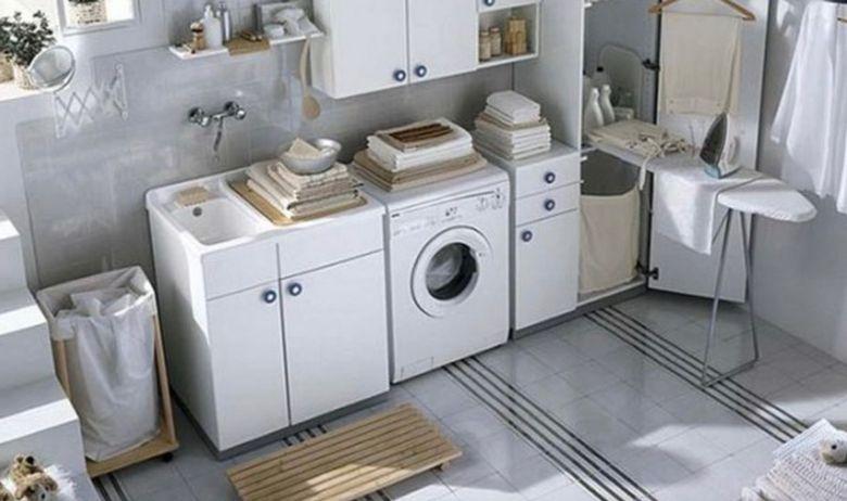 Kupaonica sa sušilicom. 1