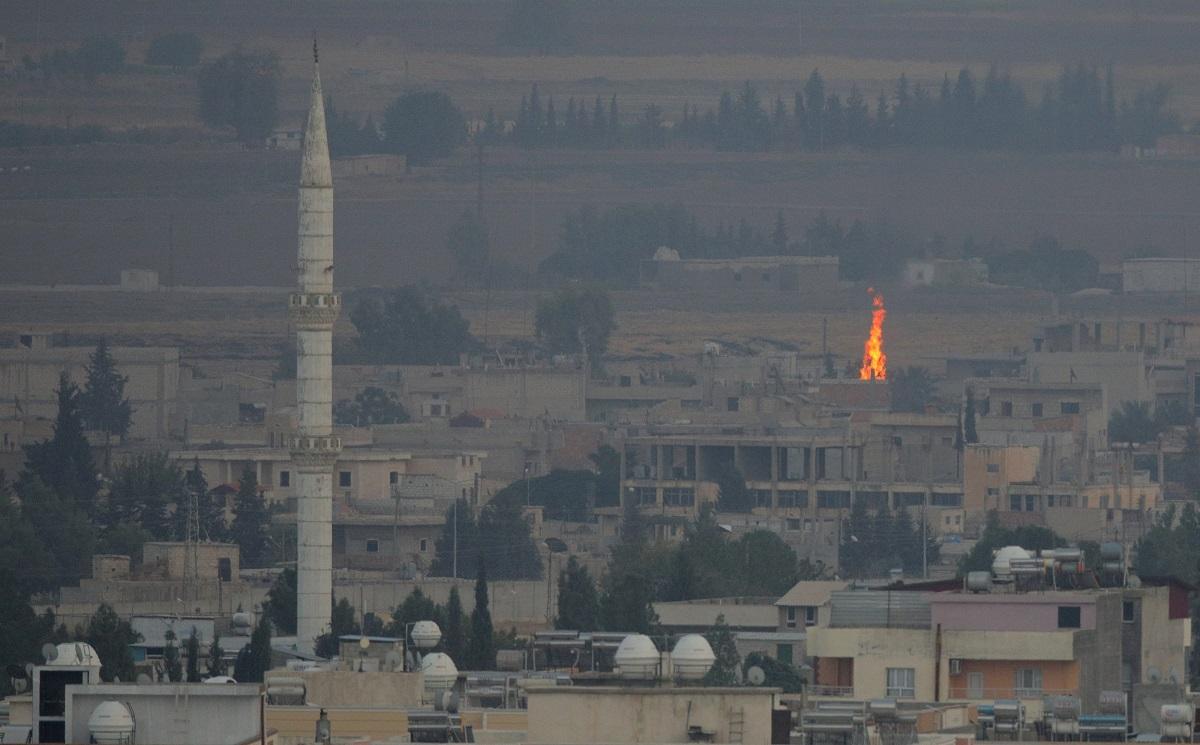 Sirijski grad Ras al-Ain