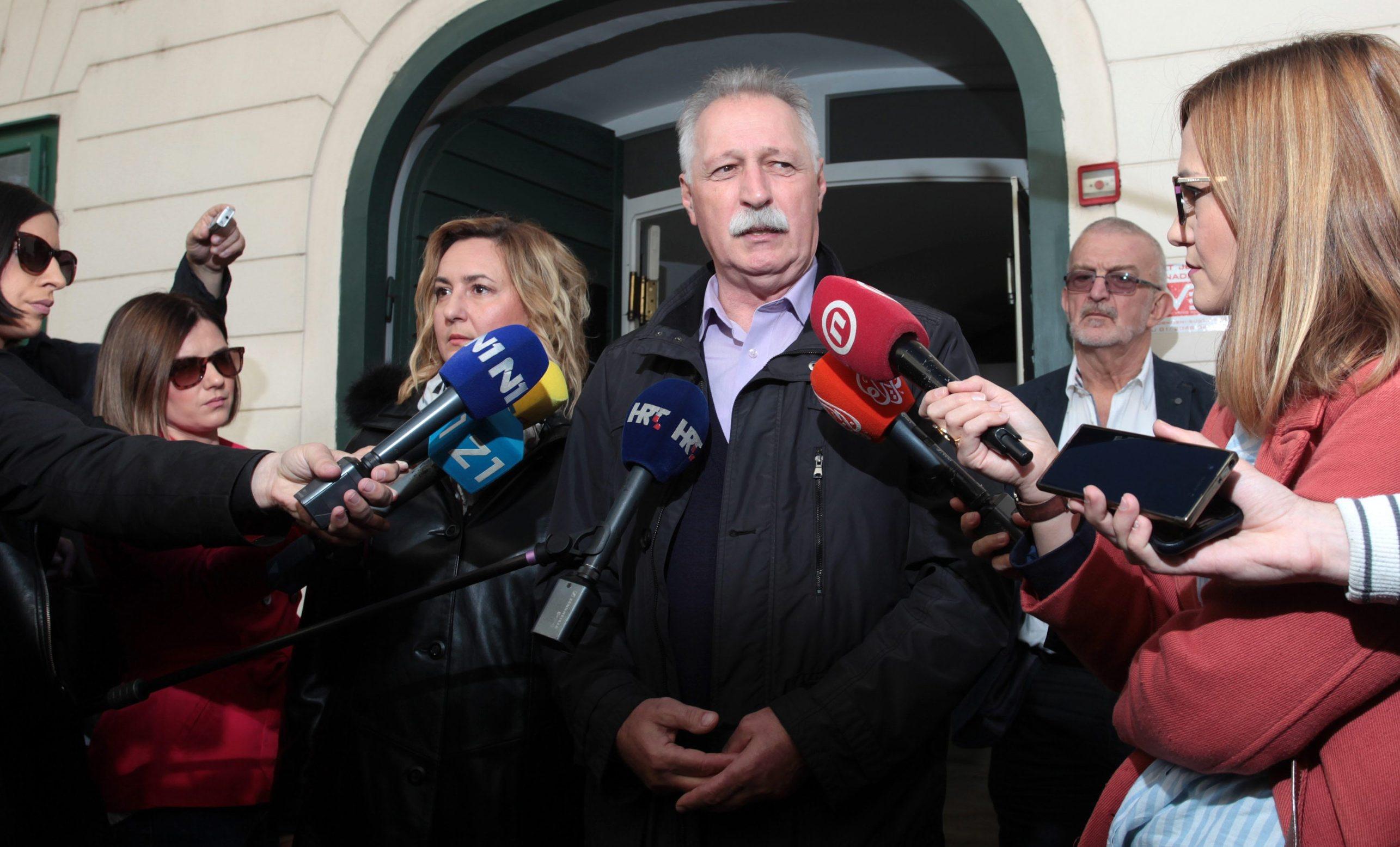 Sanja Šprem, Branimir Mihalinec