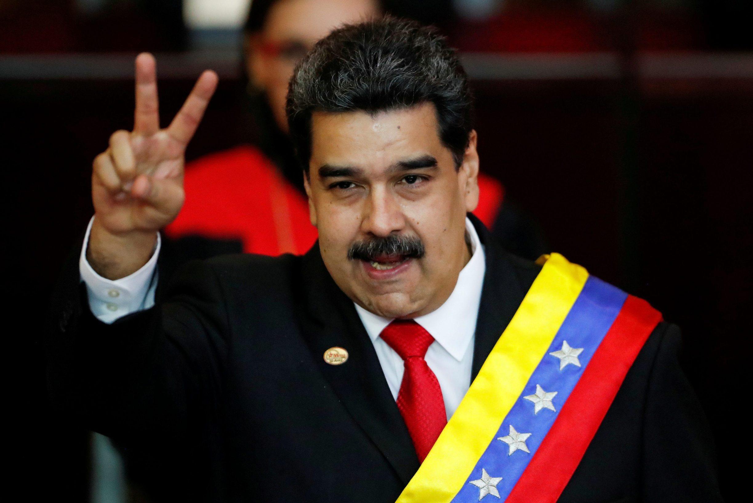 Predsjednik Venezuele Nicolas Maduro