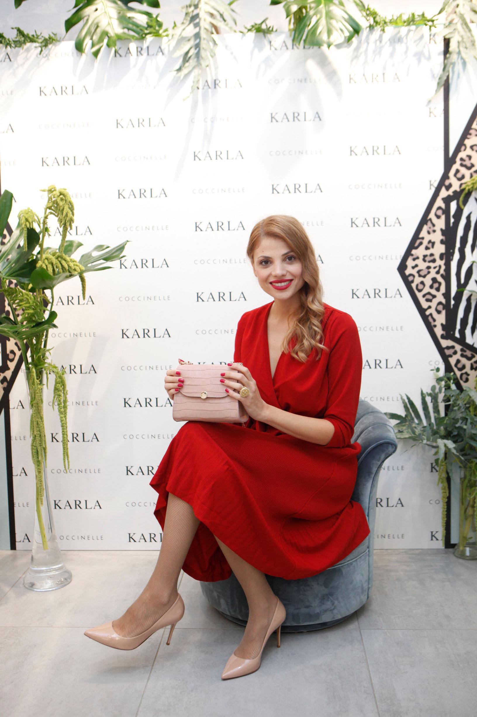 otvorenje preuredjenog butika za cipele Karla te promocija Gloria Glam casopisa / Karla / Zagreb 19.10.2019. / foto: Maja jurovic / Lejla Filipovic