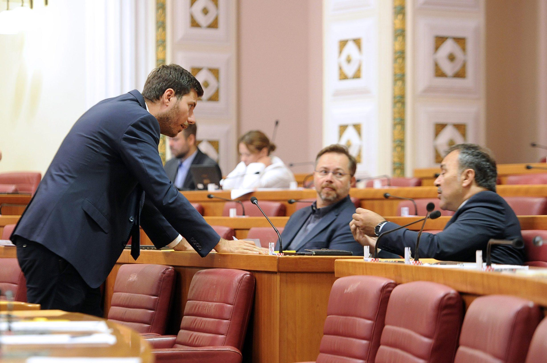 Ivan Pernar, Vlaho Orepić, Siniša Varga