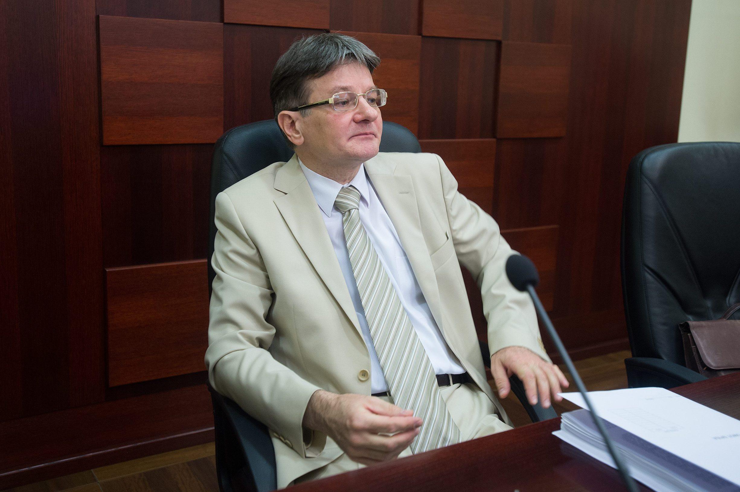 Sudac Trgovačkog suda Radovan Dobronić
