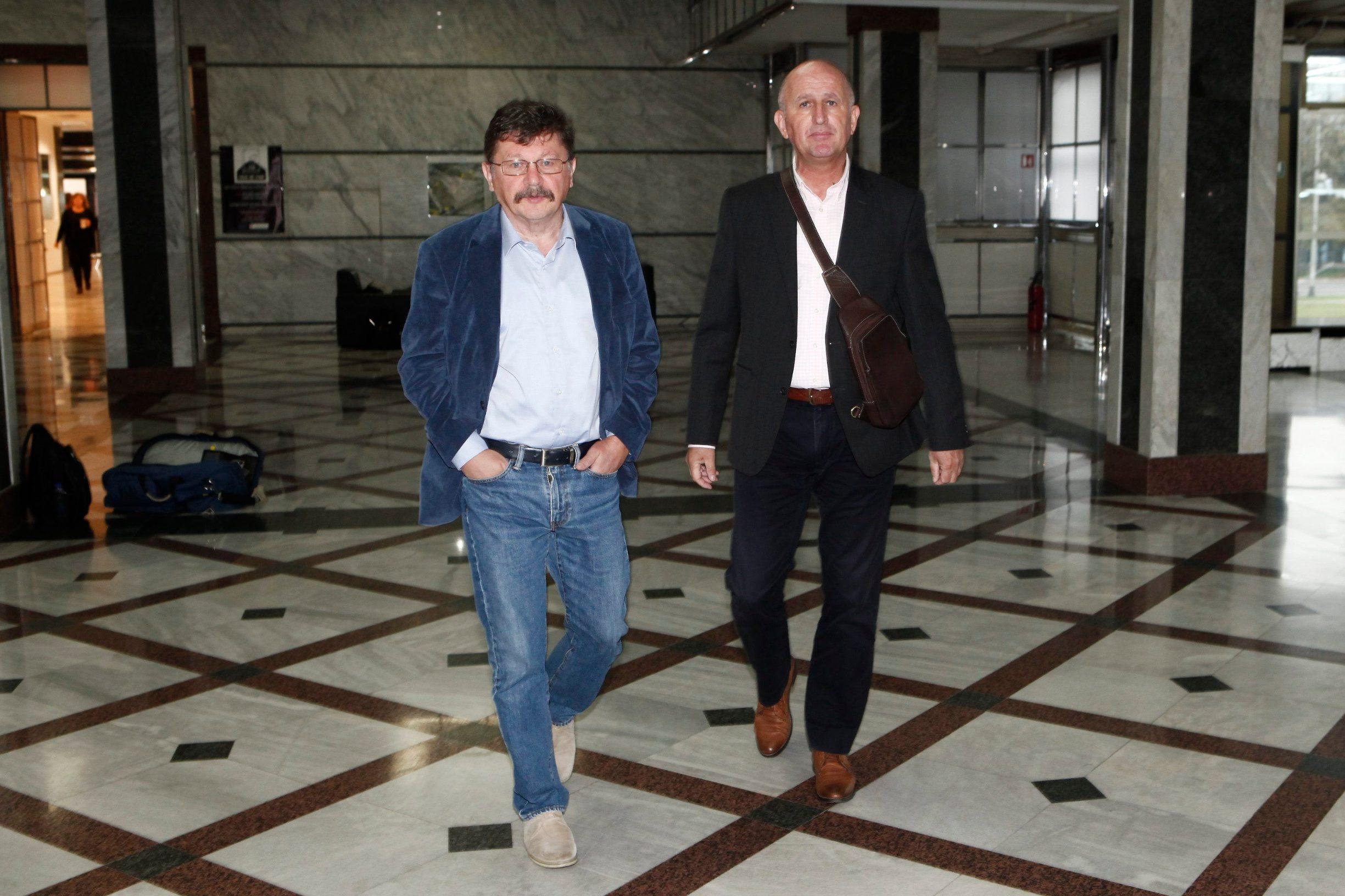 Vilim Ribić i Igor Radeka