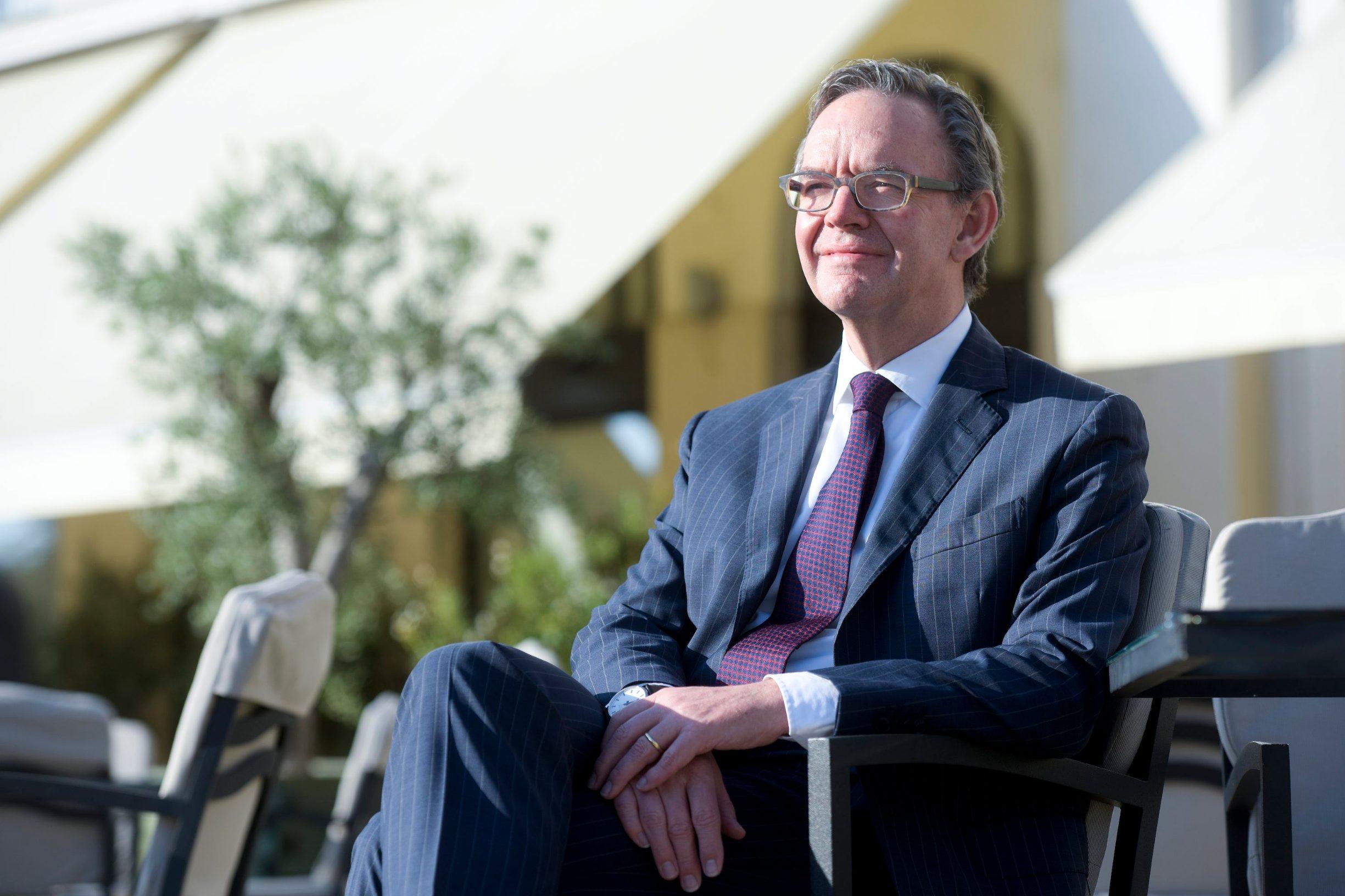 Steven Maijoor, predsjednik Europskog nadzornog tijela za vrijednosne papire i tržište kapitala (ESMA)