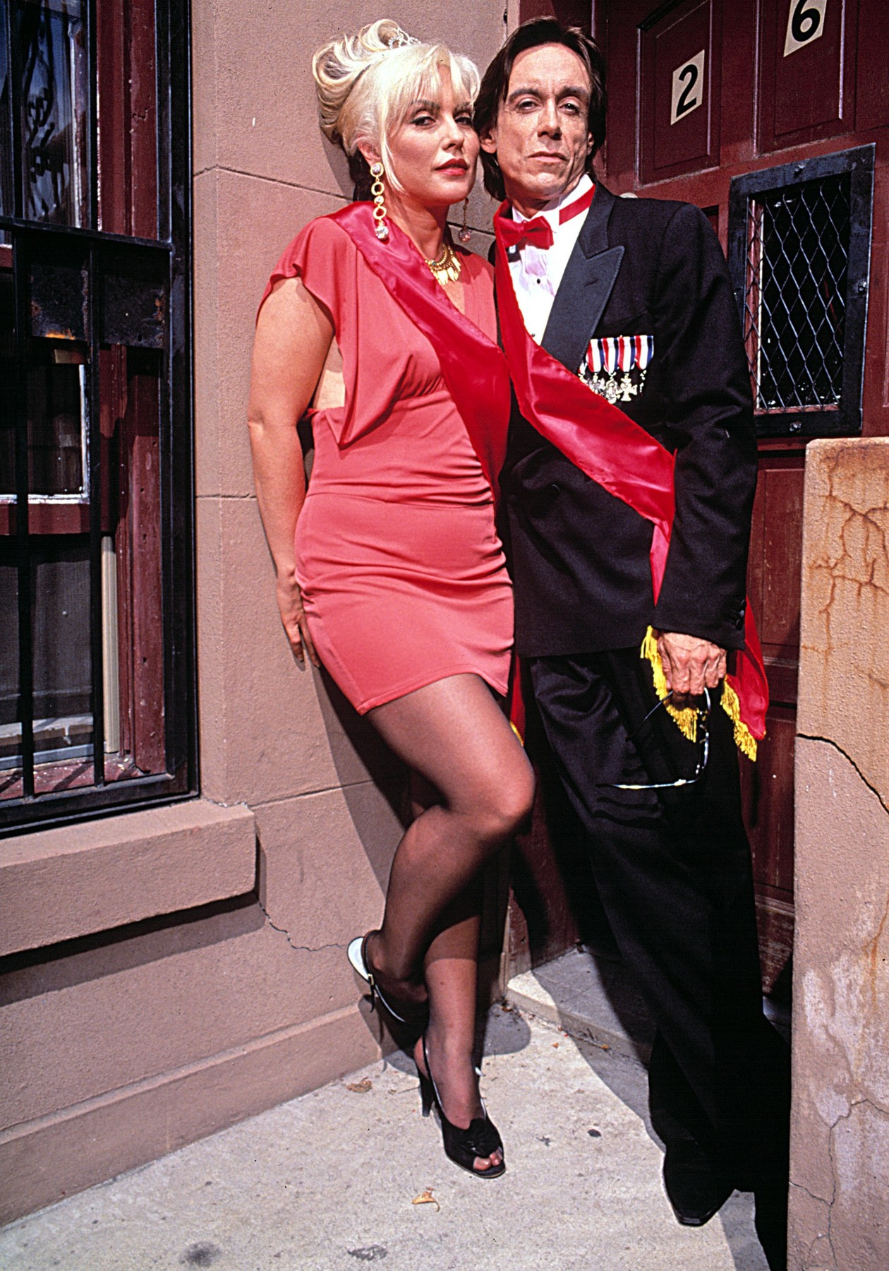 RED HOT AND BLUE, Debbie Harry, Iggy Pop, 1990,, Image: 330890426, License: Rights-managed, Restrictions: For usage credit please use; Courtesy Everett Collection, Model Release: no, Credit line: ABC / Everett / Profimedia