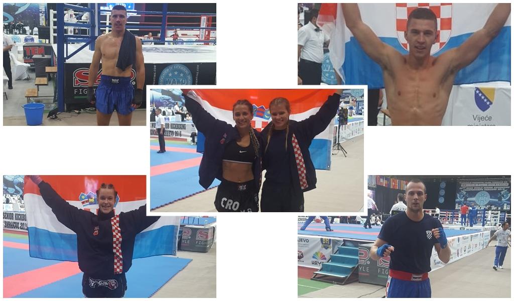 Hrvatska kickboxing reprezentacija