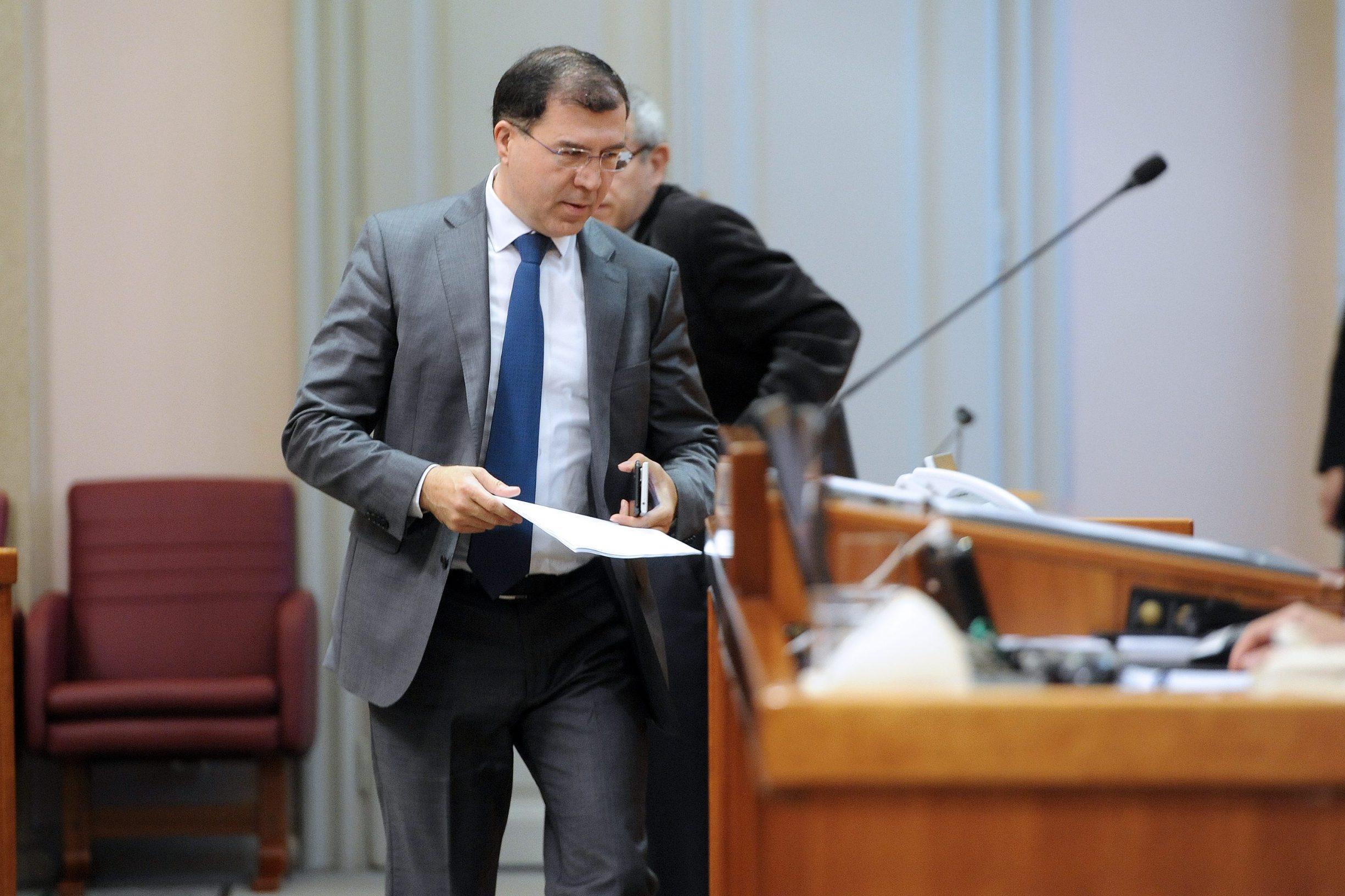 Domagoj Ivan Milošević, predsjednik saborskog Odbora za europske poslove