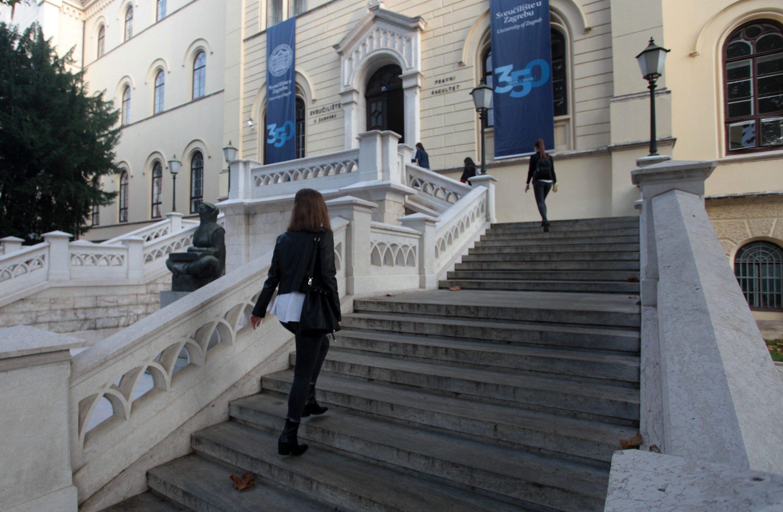 Pravni fakultet u Zagrebu