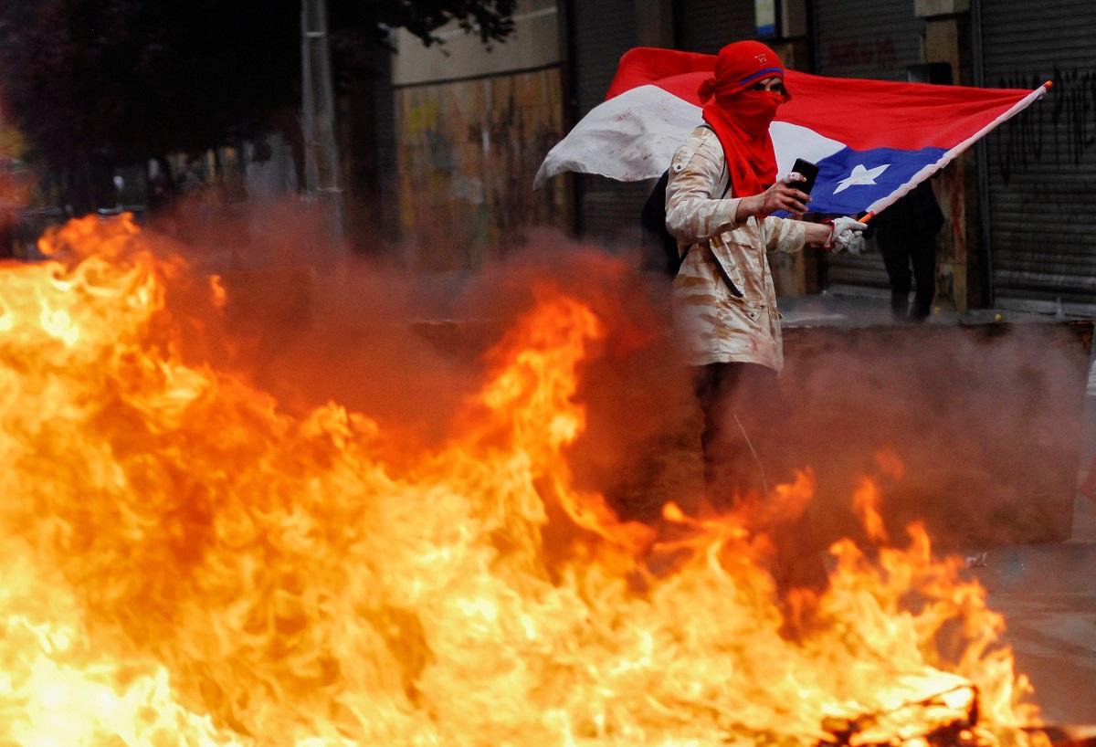 Prosvjed u Čileu