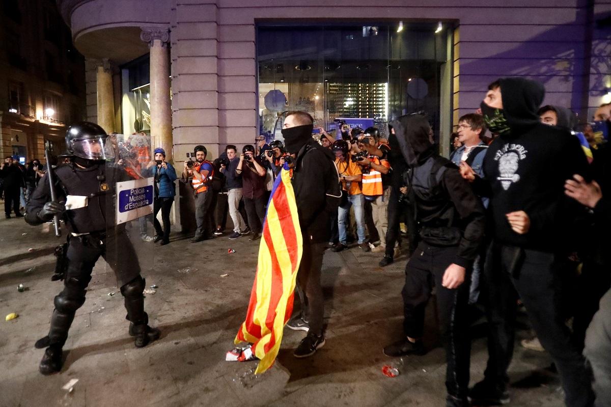 Neredi u Barceloni