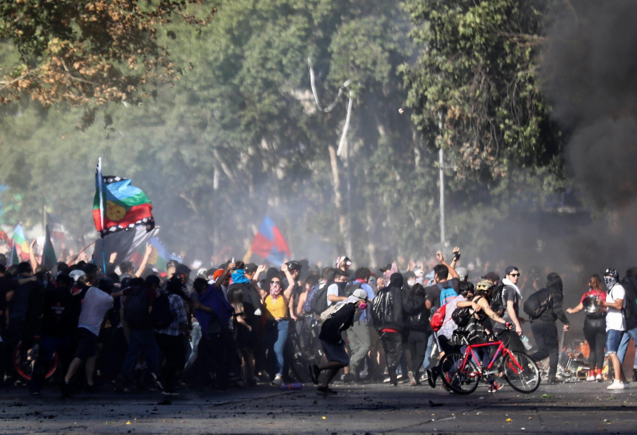 Prosvjedi u Čileu