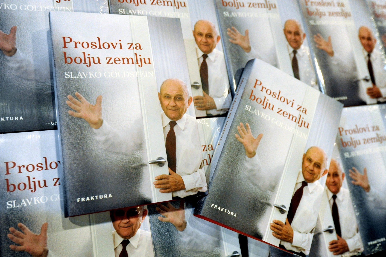 Knjiga Slavka Goldsteina