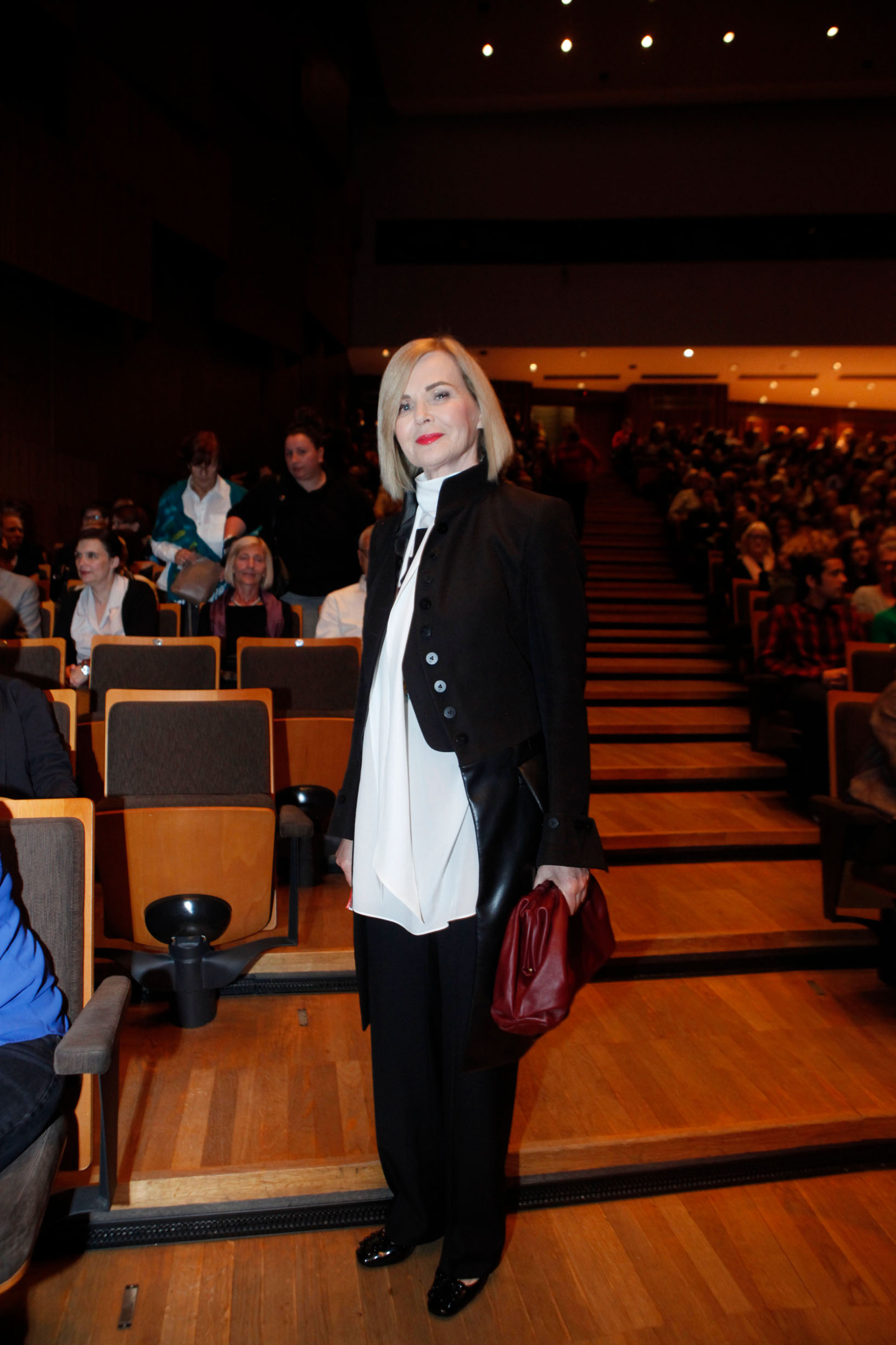 Zagrebacka premijera filma Dnevnik Diane Budisavljevic / Lisinski / Zagreb 02.10.2019. / foto: Maja Jurovic /