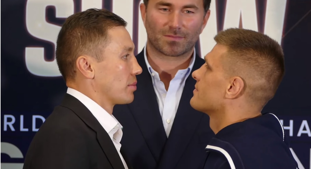 Golovkin vs. Derevyanchenko
