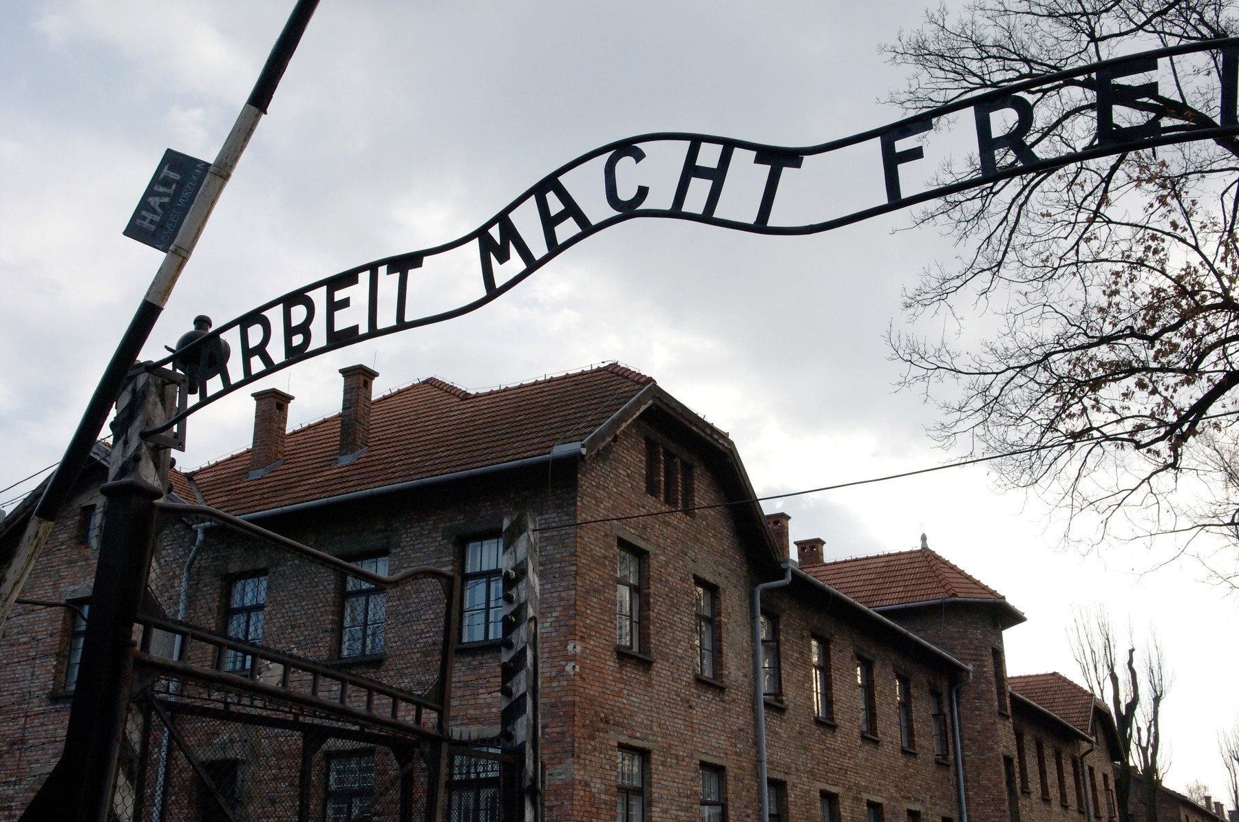 nacistički logor Auschwitz