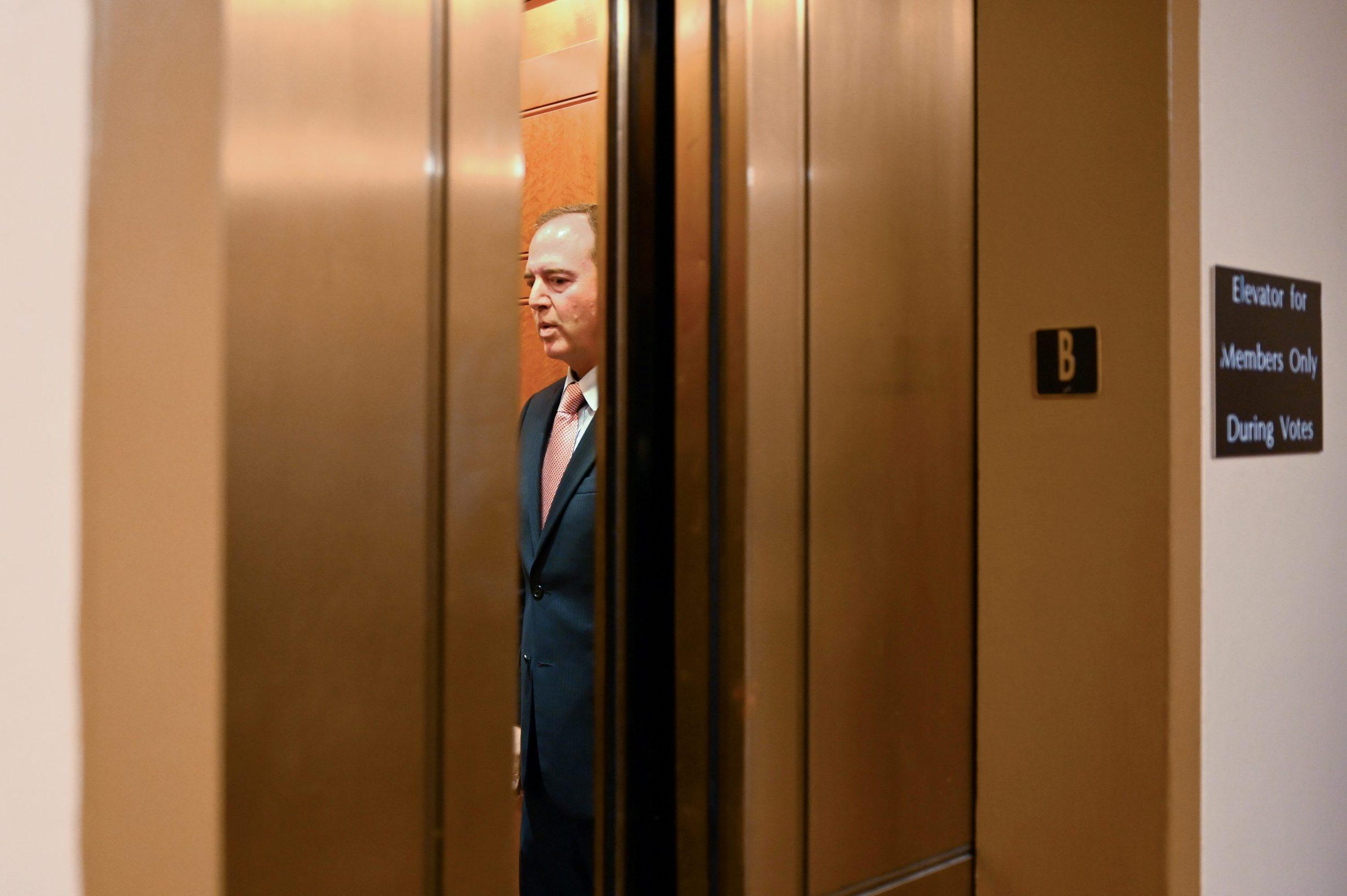 Adam Schiff, zastupnik demokrata na čelu Odbora Kongresa koji vodi istragu protiv Trumpa