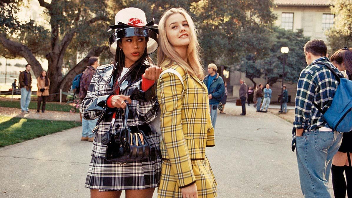 Stacey Dash i Alicia Silverstone u filmu 'Djevojke s Beverly Hillsa' iz 1995.