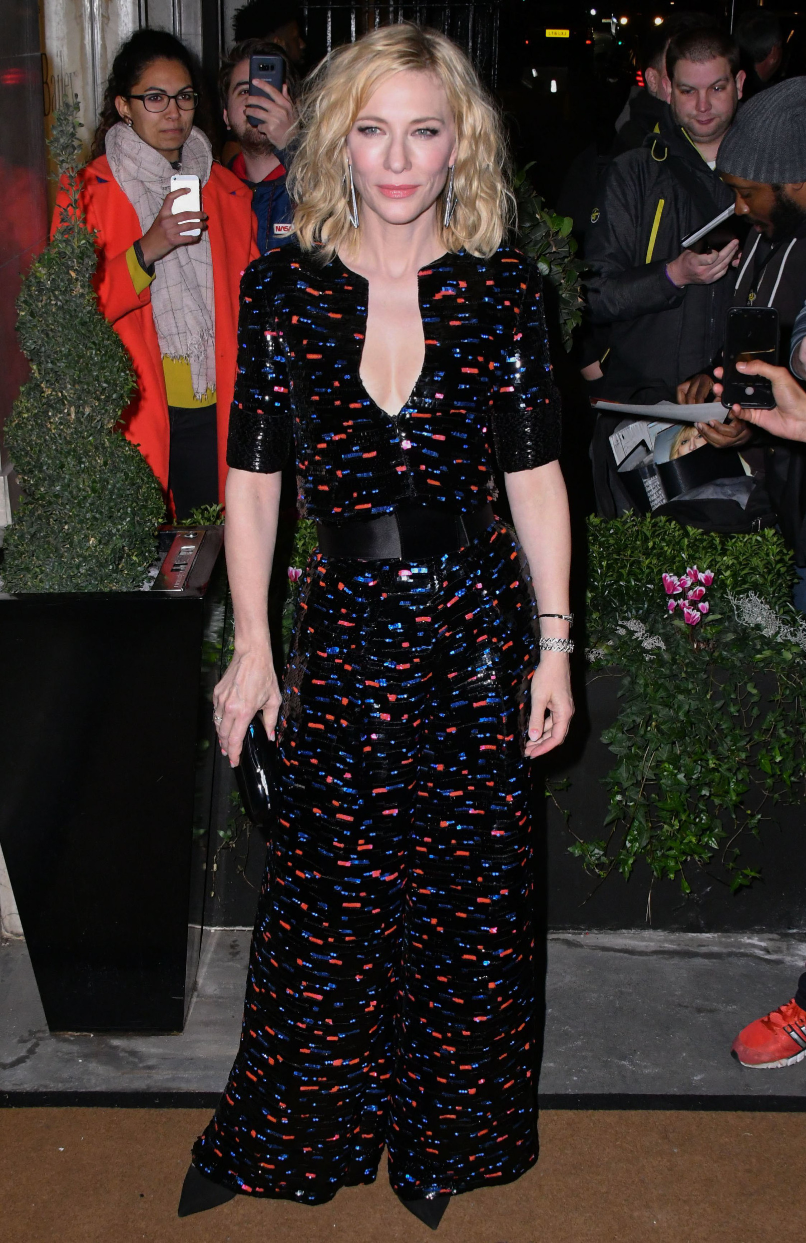 Cate Blanchett Harper's Bazaar Women of the Year Awards, Claridge's, London, UK - 29 Oct 2019 Cate Blanchett attends Harper's Bazaar annual Women of the Year Awards, which celebrates female high-fliers, at Claridge's, Image: 479718116, License: Rights-managed, Restrictions: , Model Release: no, Credit line: Nils Jorgensen / Shutterstock Editorial / Profimedia