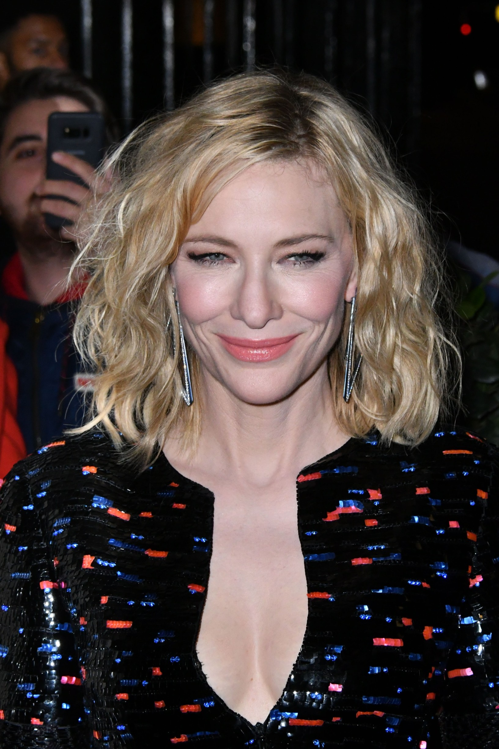 Cate Blanchett attends Harper's Bazaar annual Women of the Year Awards, which celebrates female high-fliers, at Claridge's hotel, London, England on October 29, 2019., Image: 479873541, License: Rights-managed, Restrictions: , Model Release: no, Credit line: Nils Jorgensen / Capital pictures / Profimedia