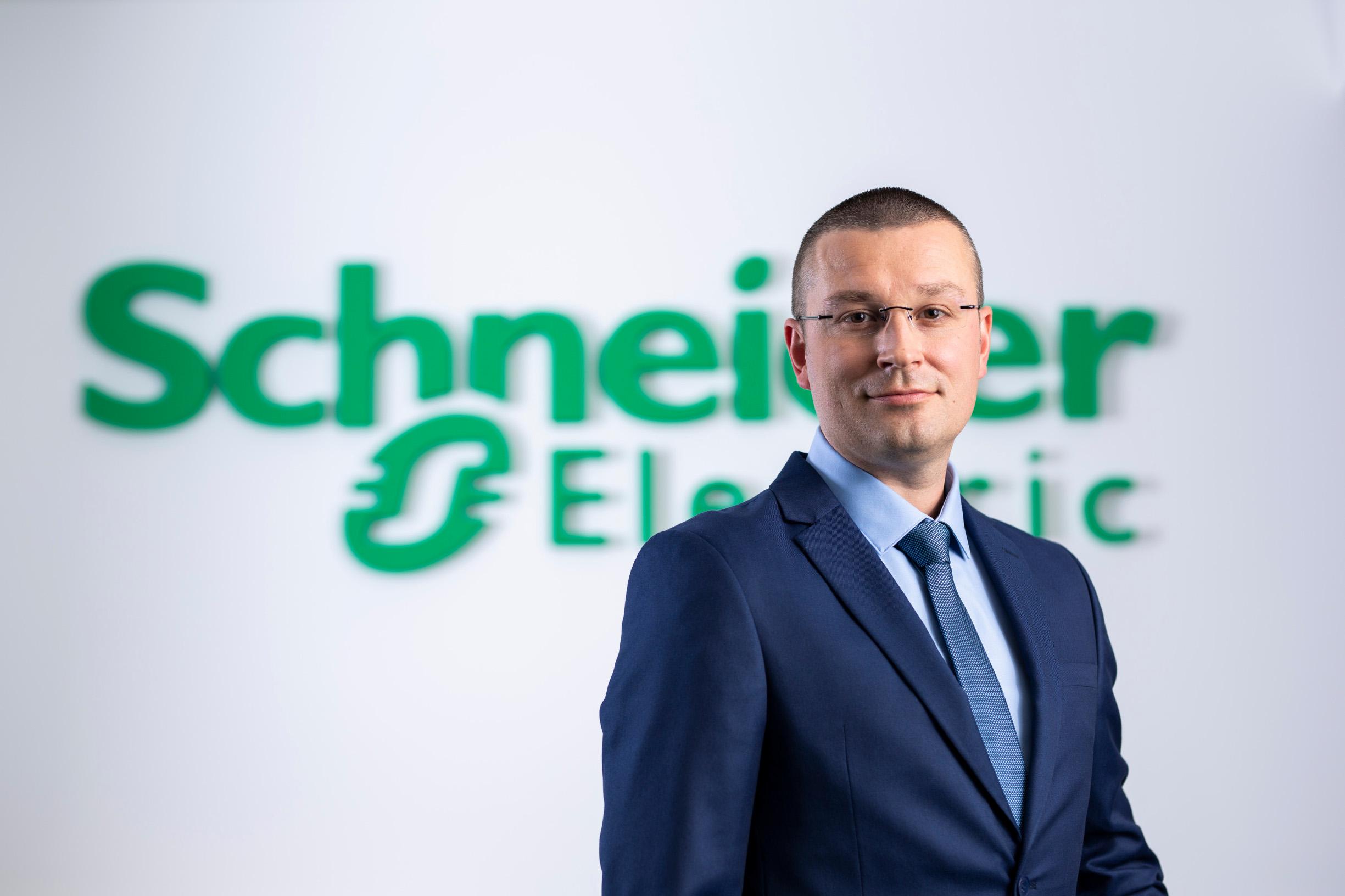 Ivan Paić, generalni direktor Schneider Electrica u Hrvatskoj, Sloveniji te Bosni i Hercegovini
