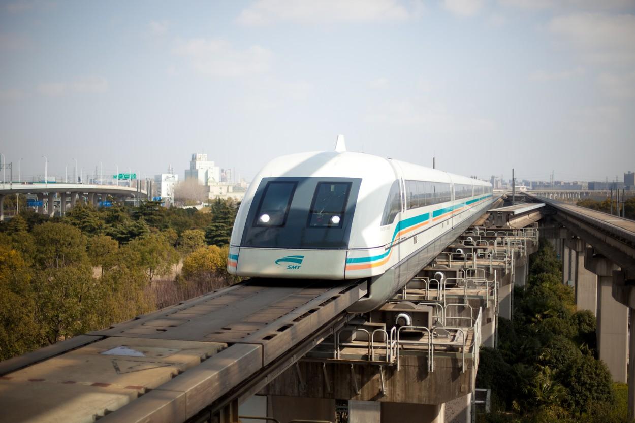 Šangajski Maglev vlak