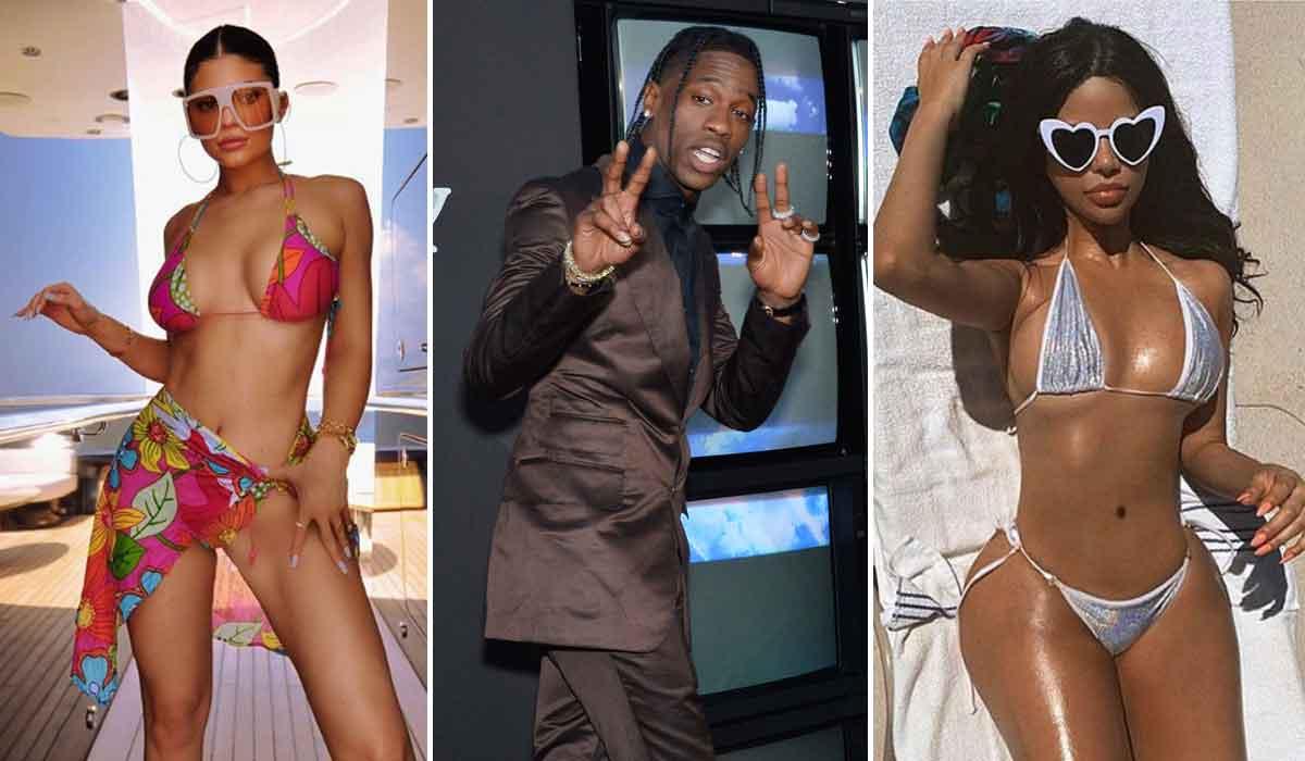 Kylie Jenner, Travis Scott, Rojean Kar