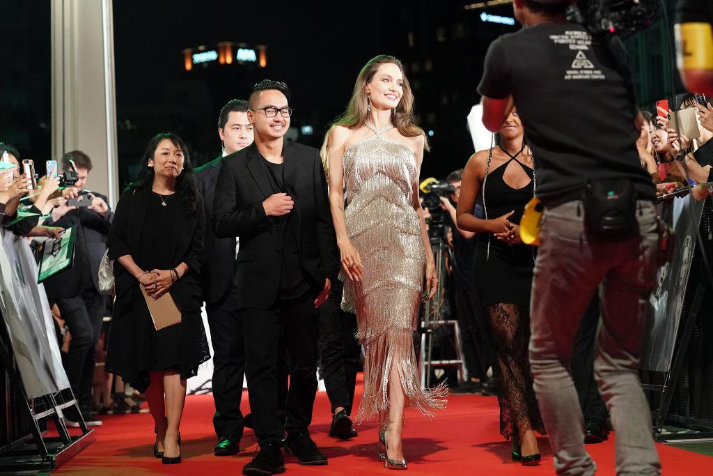 Angelina ne mari za ljubavni život svog bivšeg supruga...