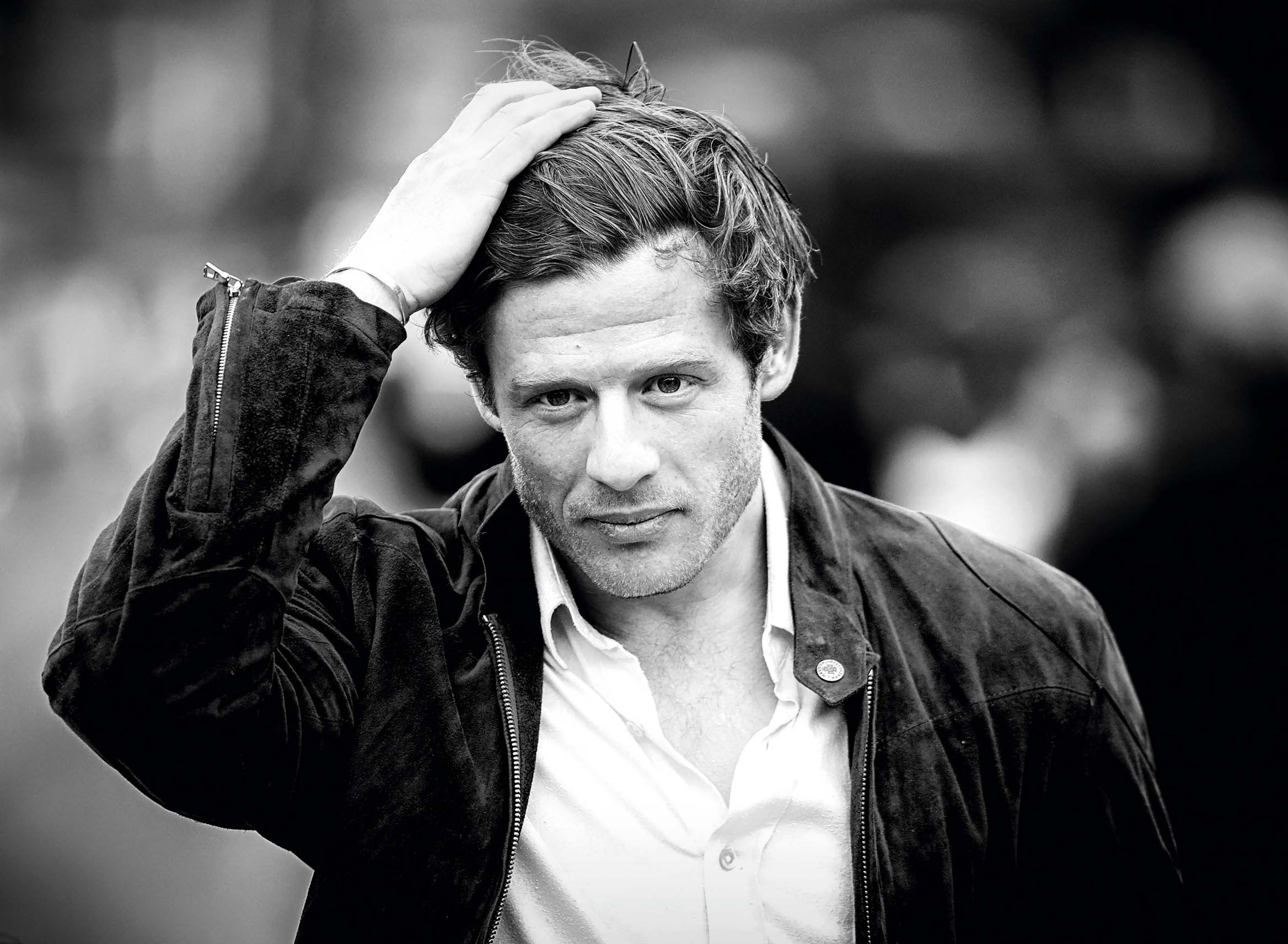 LONDON, UNITED KINGDOM - JUNE 11: (EMBARGOED FOR PUBLICATION IN UK NEWSPAPERS UNTIL 24 HOURS AFTER CREATE DATE AND TIME) (EDITORS NOTE: This image was processed using digital filters) James Norton attends the Sentebale Audi Concert at Hampton Court Palace on June 11, 2019 in London, England. The charity Sentebale was founded by Their Royal Highnesses The Duke of Sussex and Prince Seeiso Bereng Seeiso of Lesotho in 2006. (Photo by Max Mumby/Indigo/Getty Images)