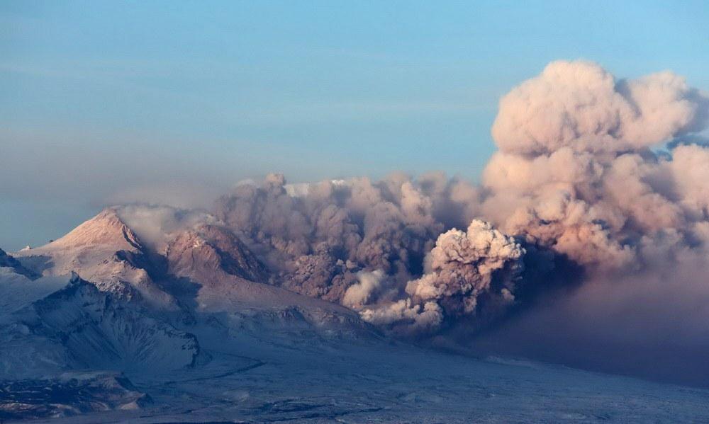 Erupcija Šiveluča 2013.