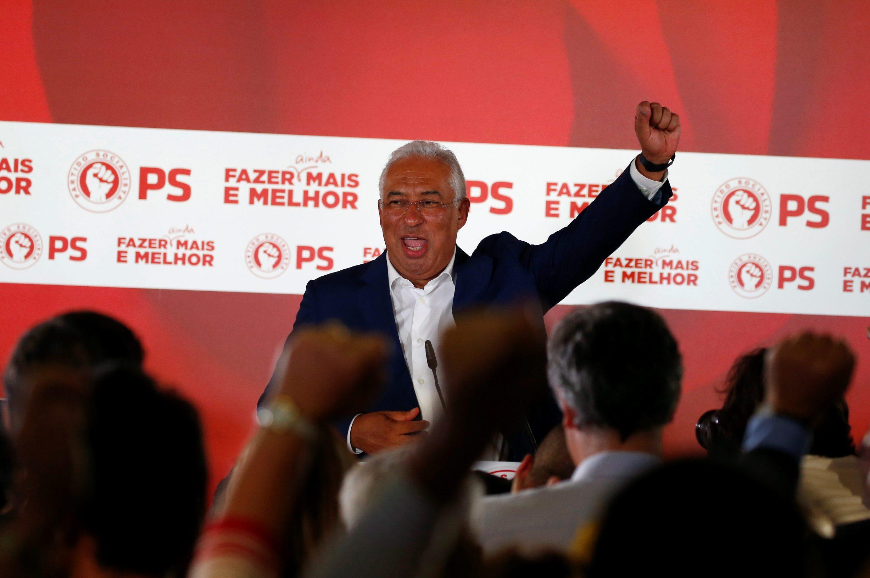Glavna zadaća novog/starog premijera Portugala Antonija Coste (na slici) bit će smanjiti javni dug države na ispod 100 posto BDP-a do 2023. godine