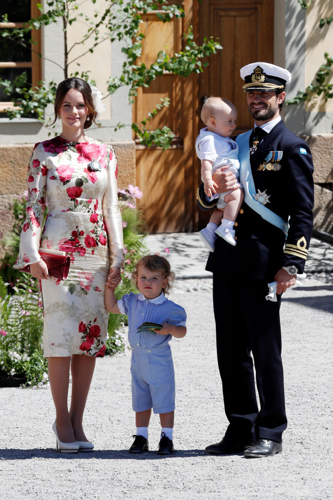 Princeza Sofia i princ Carl Phillip s djecom