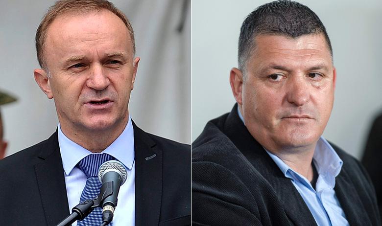 Vlado Galić i Boško Ramljak