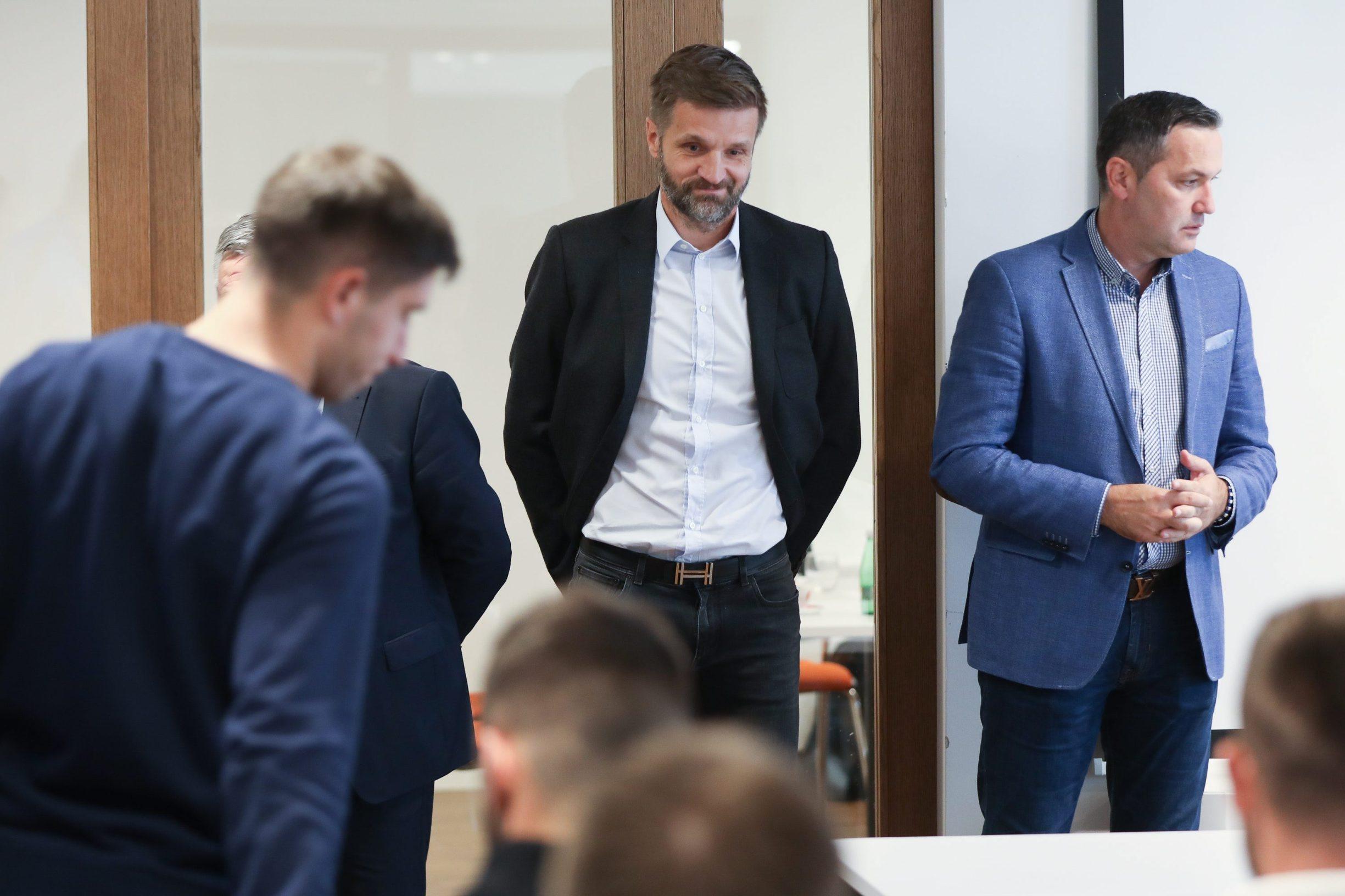 Hrvatska U21 reprezentacija okupila se u hotelu Garden Hill