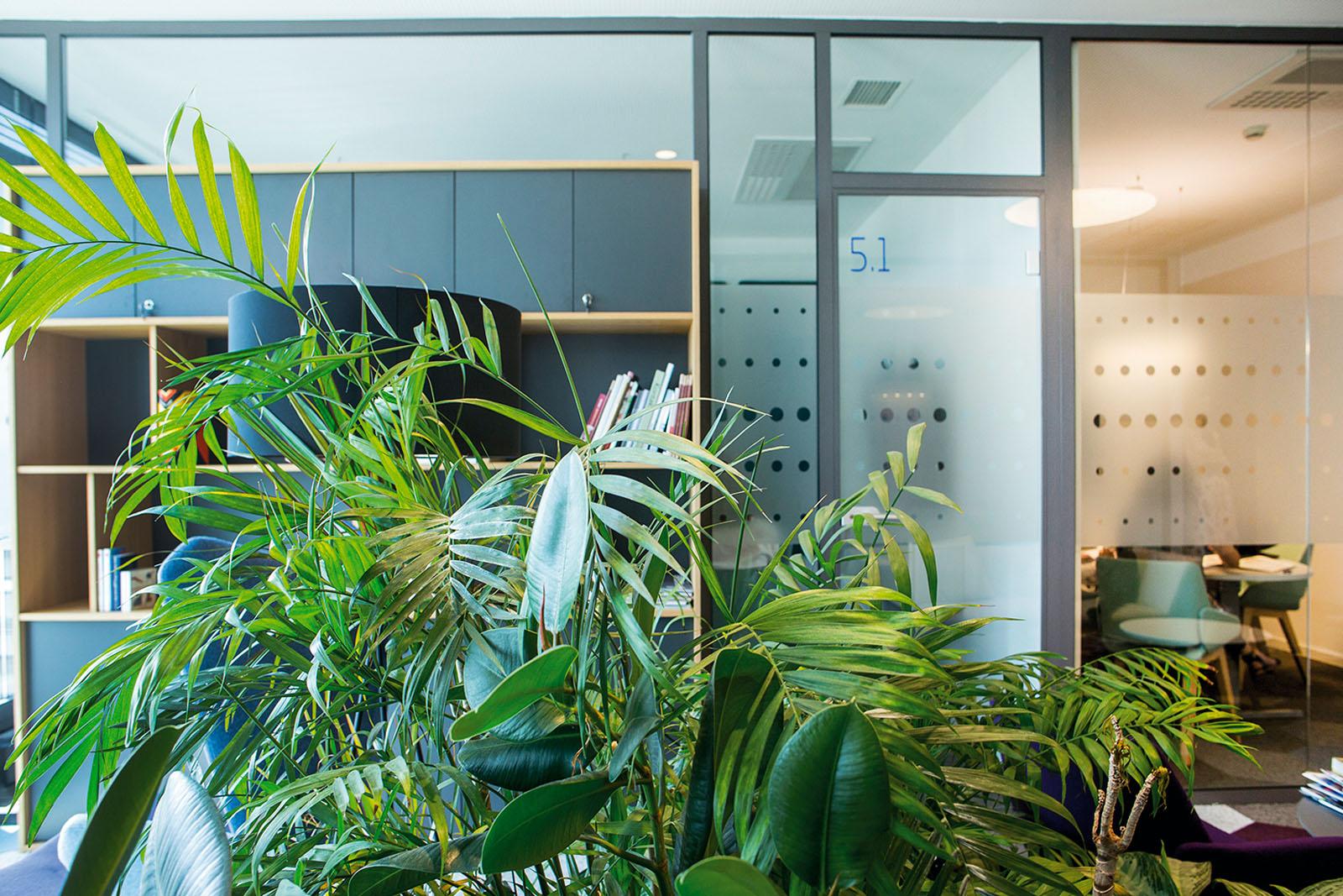 Zagreb, 120619. Novouredjeni prostor Erste banke u poslovnom objektu Eurotower centra napravio je studio Atelier Hrzic. Foto: Berislava Picek/ CROPIX
