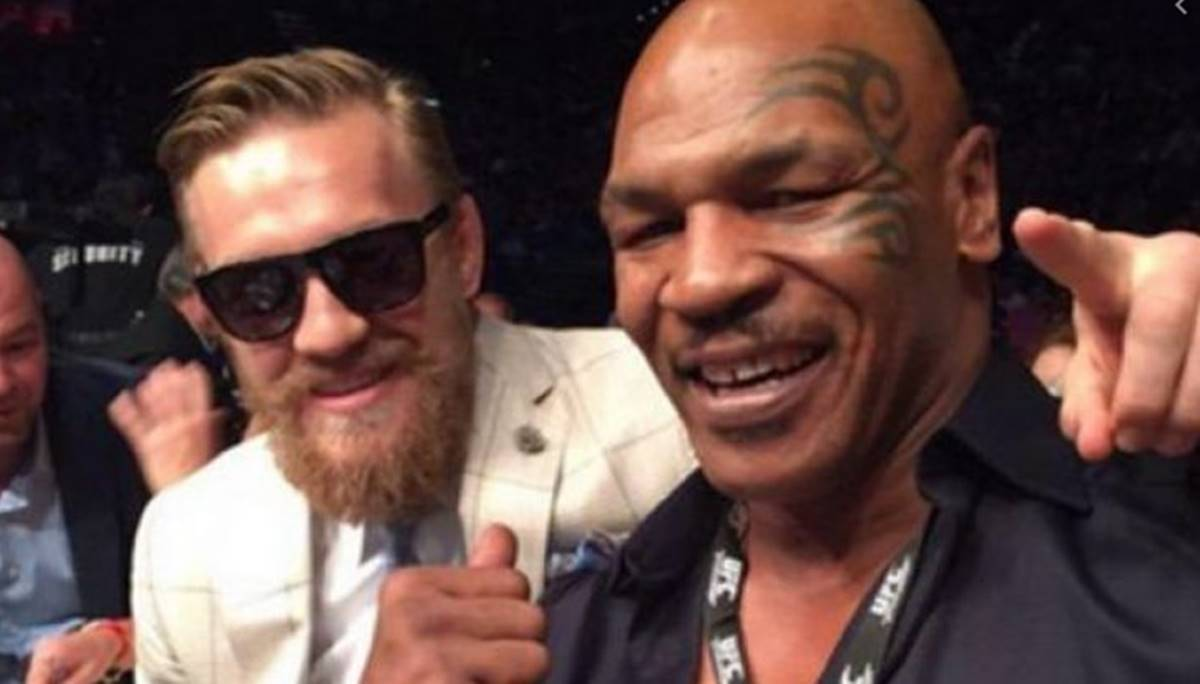 McGregor i Tyson