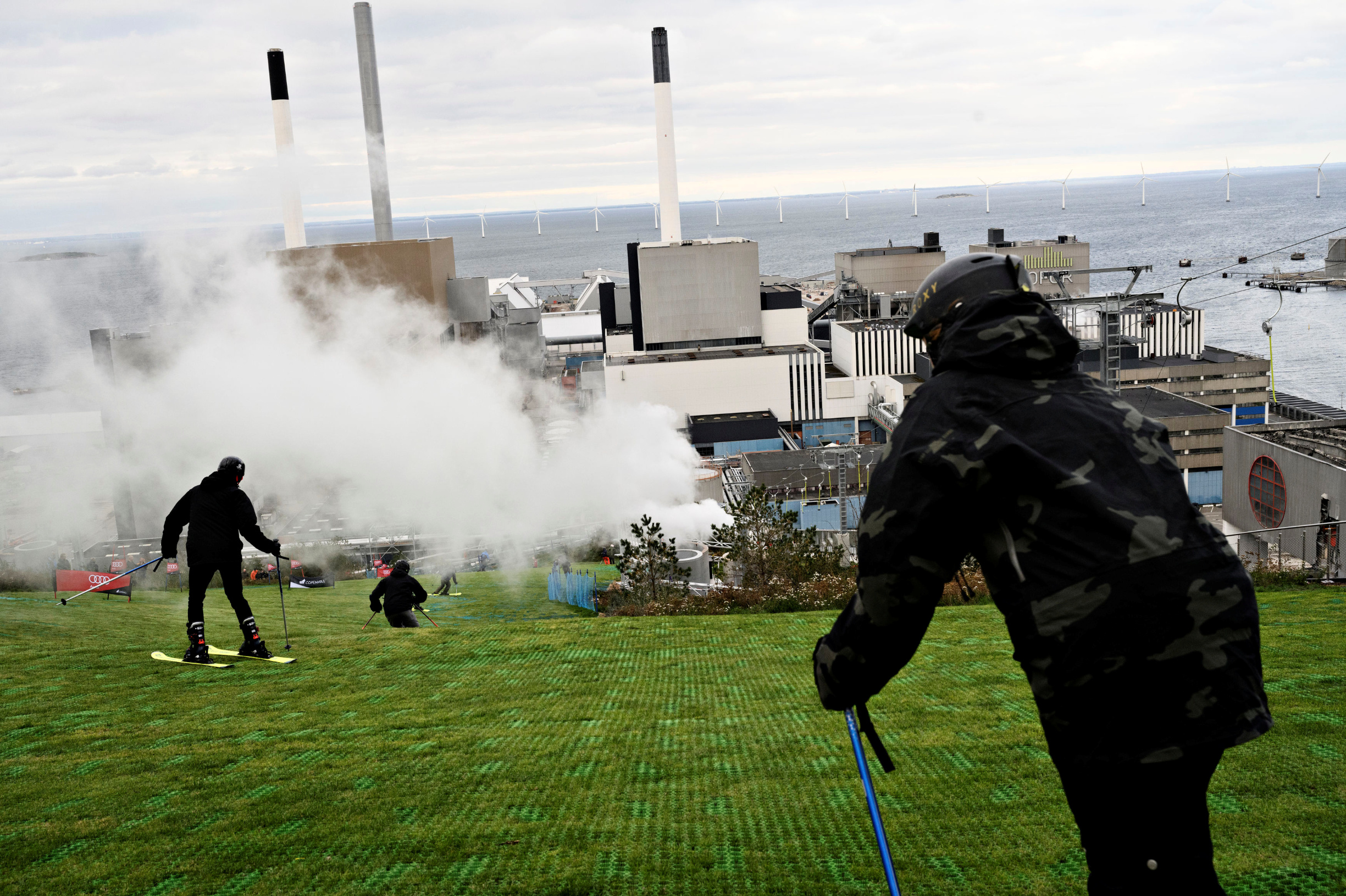 Copenhill, skijaška staza na spalionici smeća