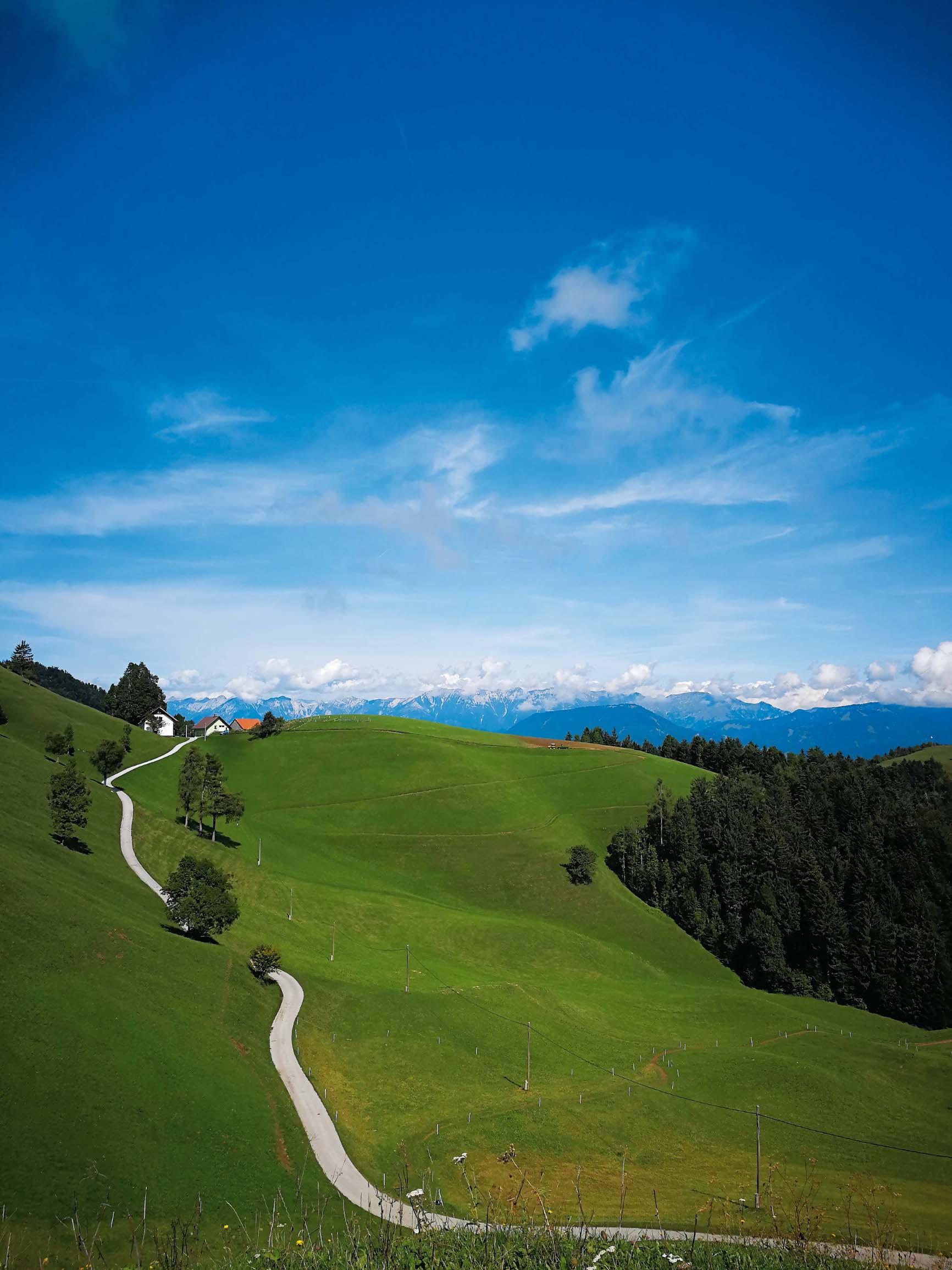 Spektakularan pogled na slovenske i talijanske Alpe