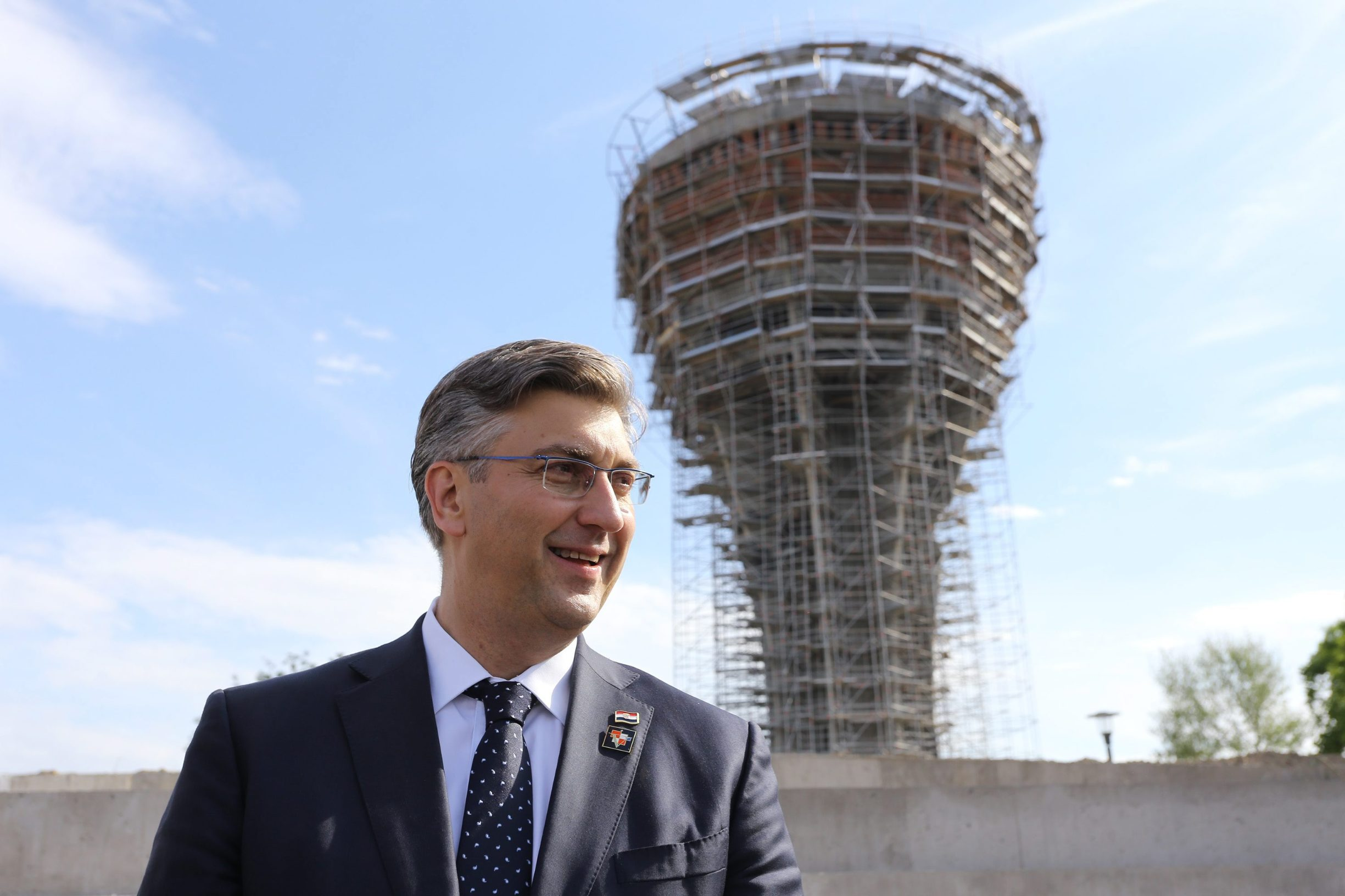 Andrej Plenković u Vukovaru