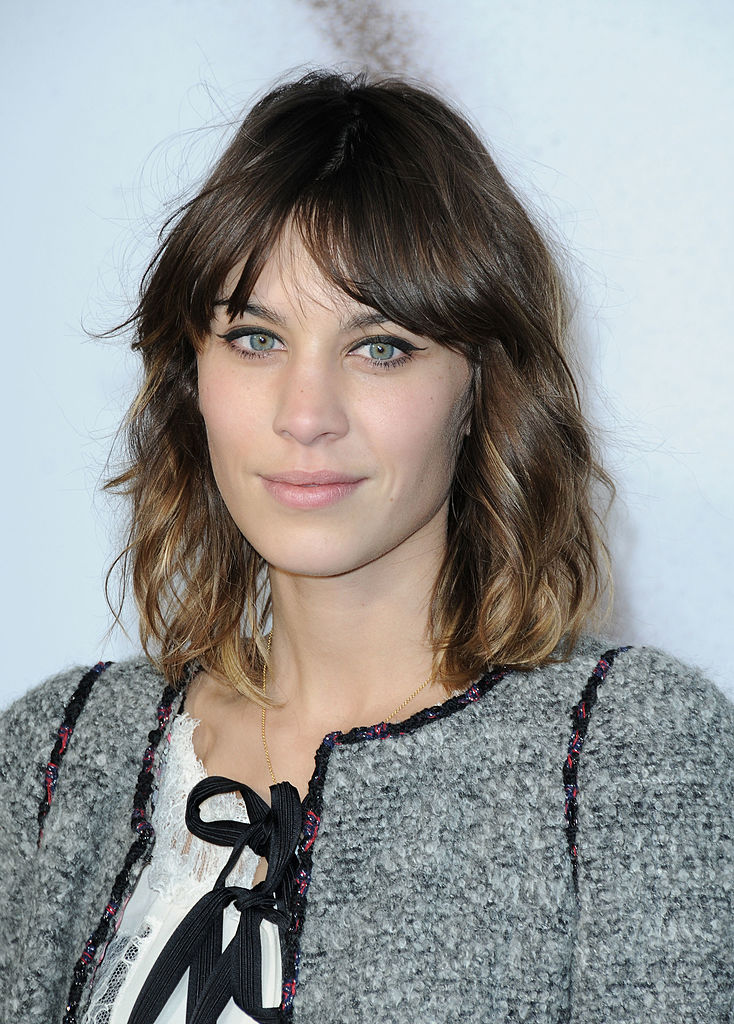 PARIS - MARCH 09:  Alexa Chung attends the Chanel Ready to Wear show as part of the Paris Womenswear Fashion Week Fall/Winter 2011 at Grand Palais on March 9, 2010 in Paris, France.  (Photo by Francois Durand/Getty Images)