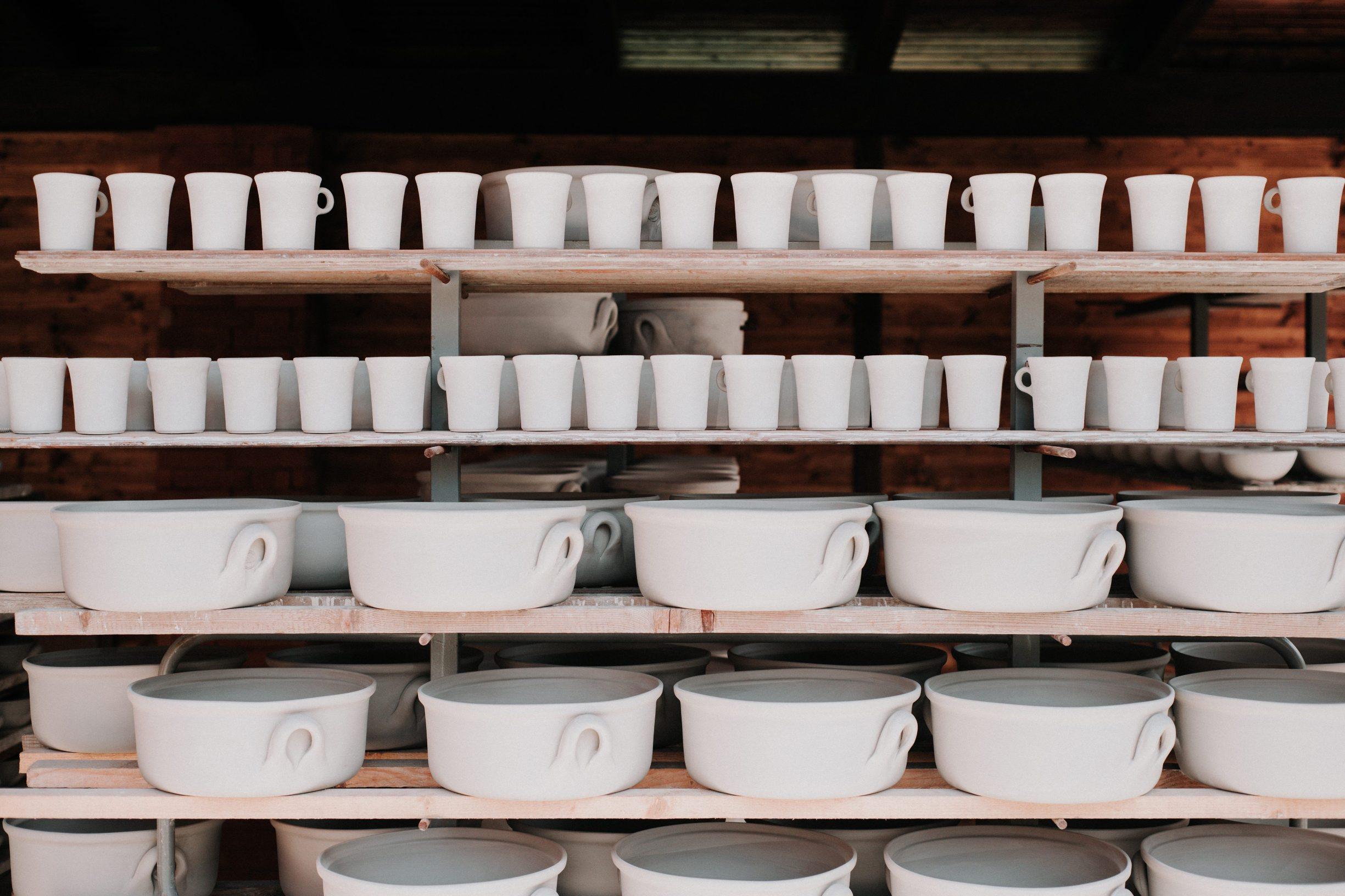 Ivanec, 210819. Obrt Keramika Mecena, gdje se tradicionalnim metodama proizvodi posude od keramike. Foto: Marko Miscevic / Cropix