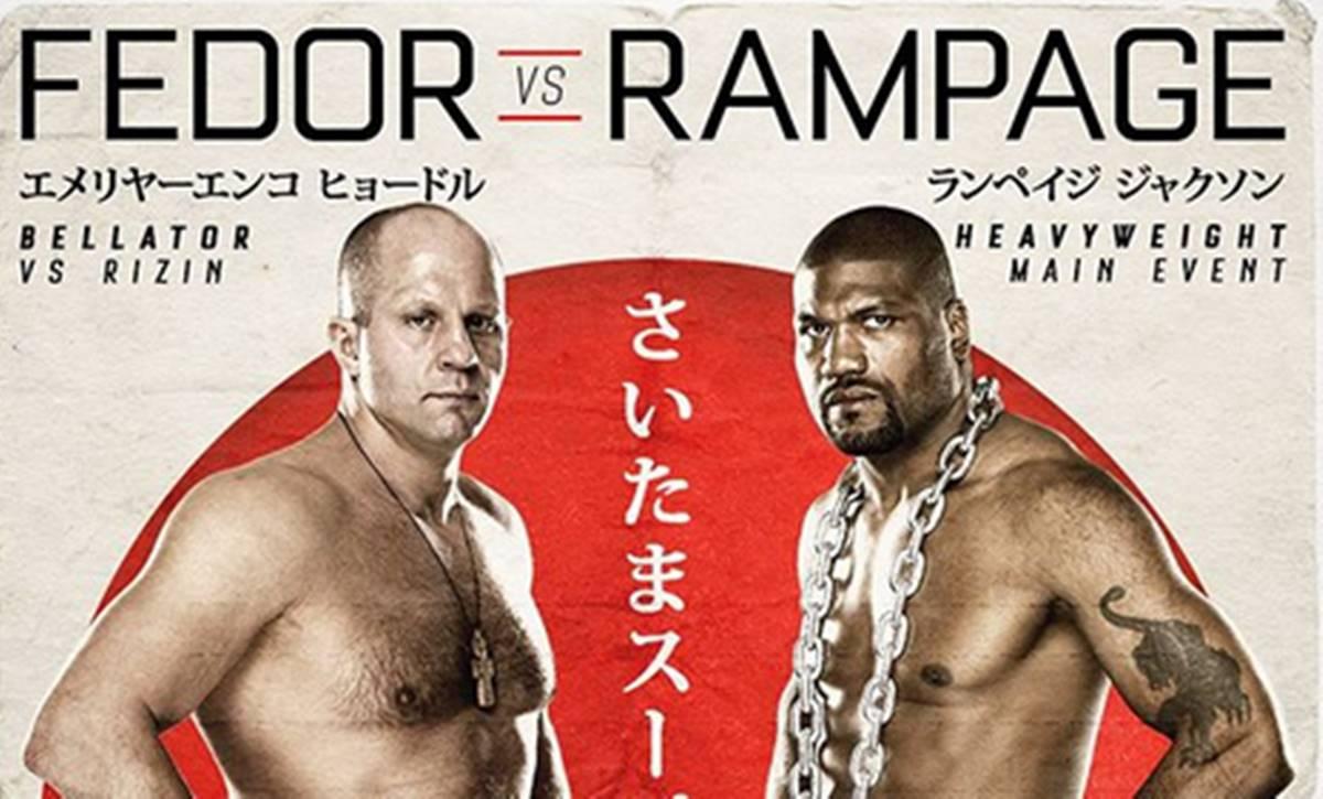 Fedor vs. Rampage