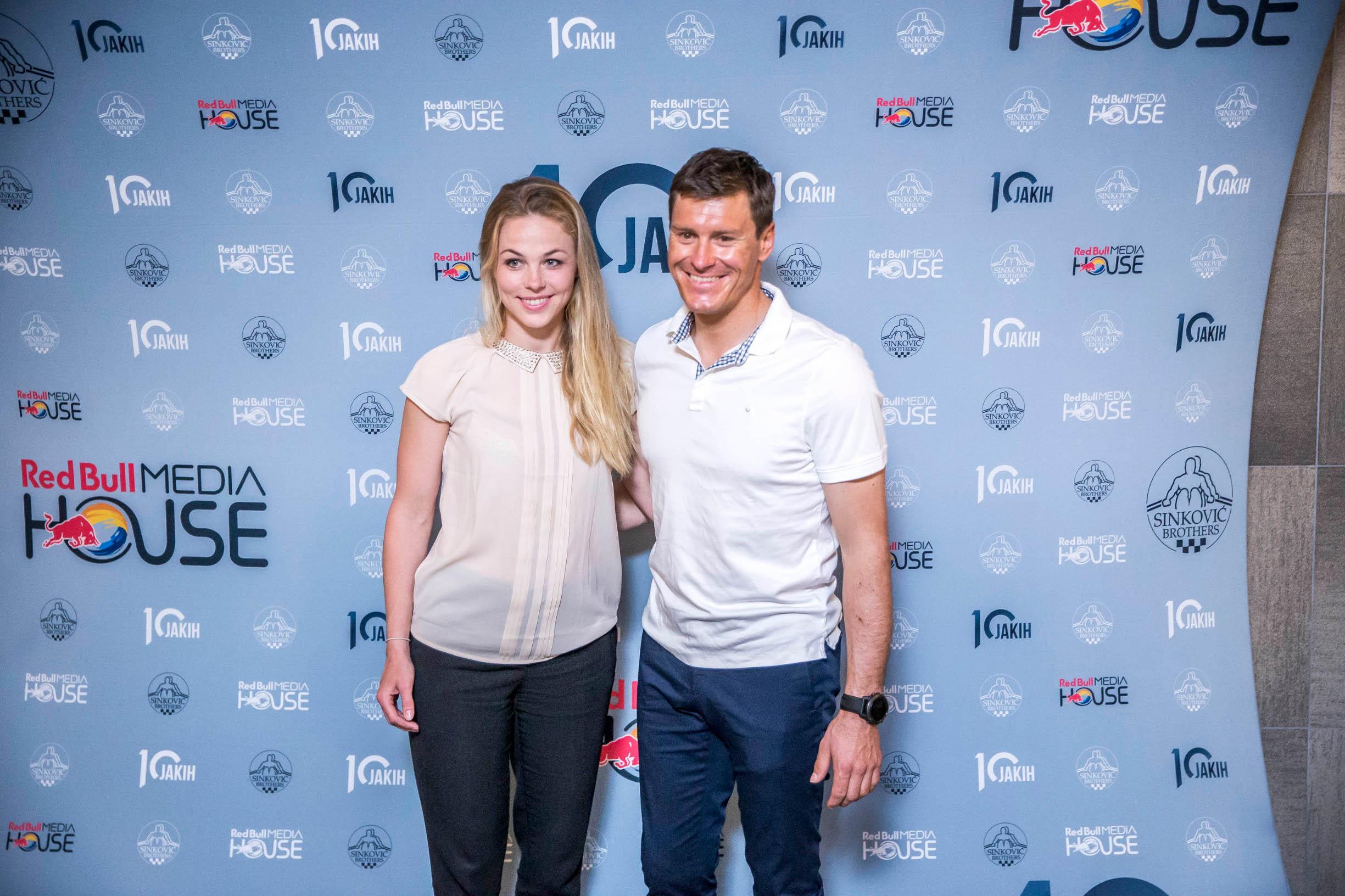 Elin i Ivica Kostelic