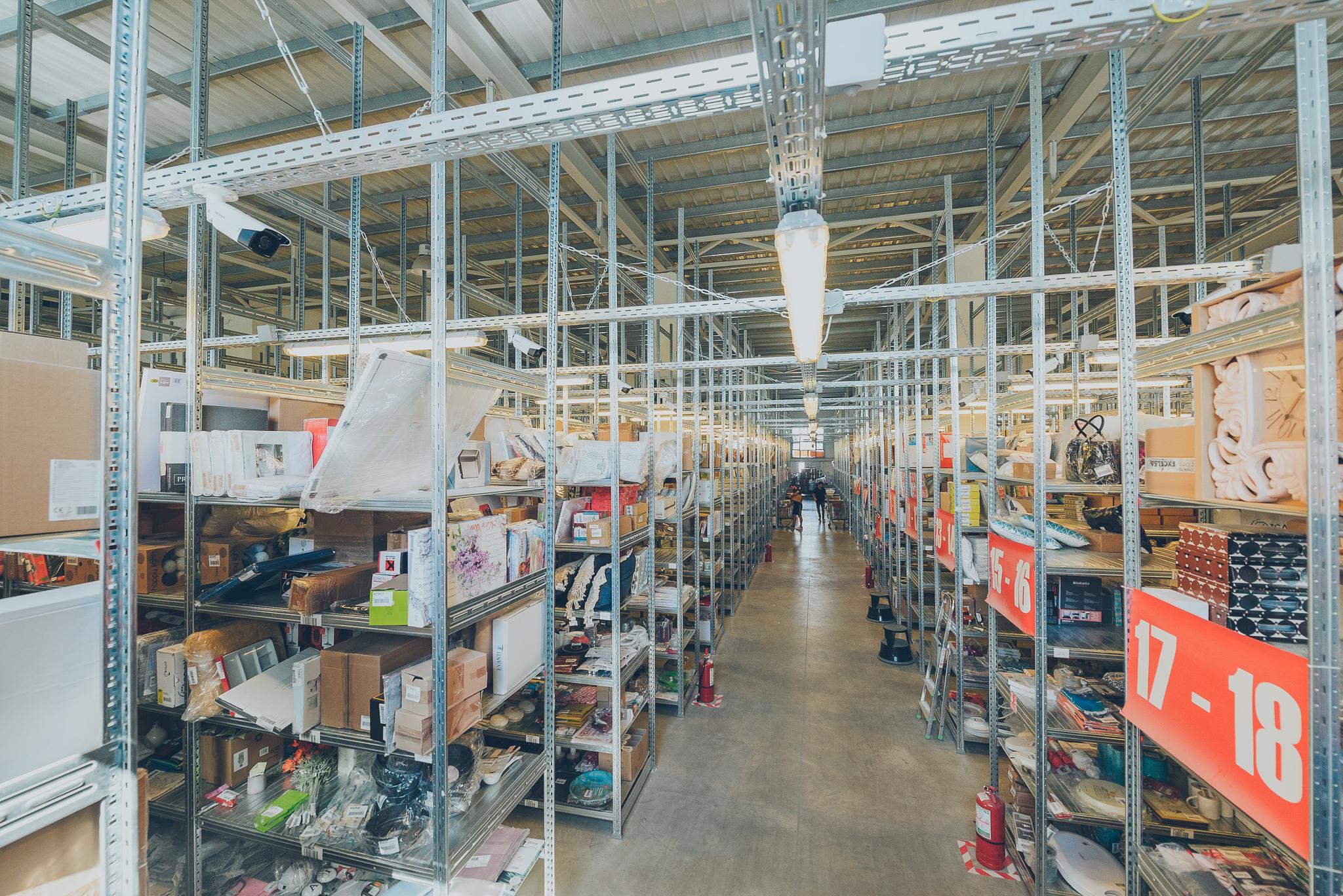Vivre, novi logističko - distribucijski centar