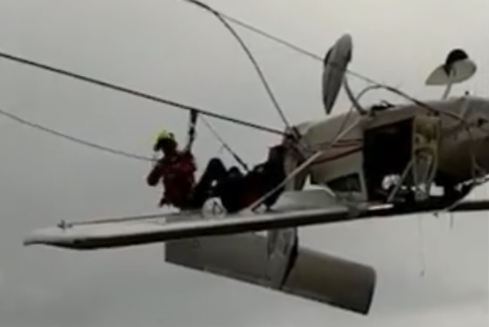 Avion žičara Italija