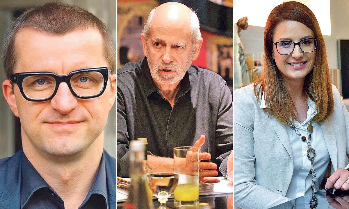 Tomasz Dabrowski, Jonathan Olsberg, Mia Pećina Drašković