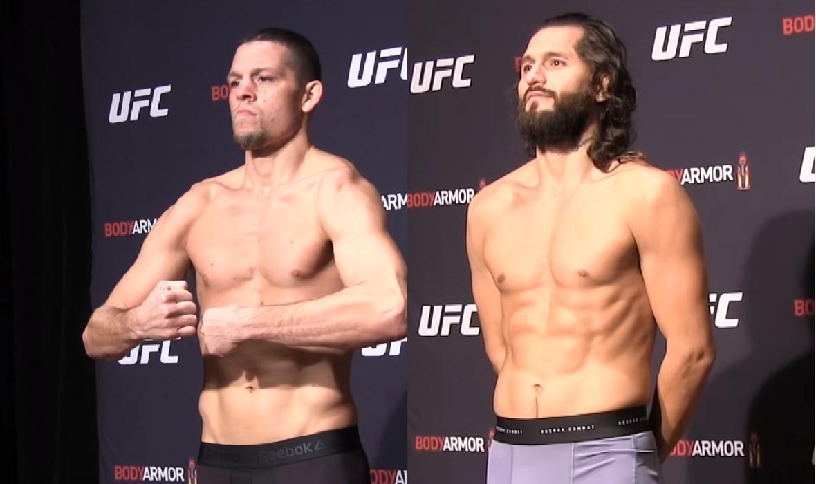 Nate Diaz i Jorge Masvidal
