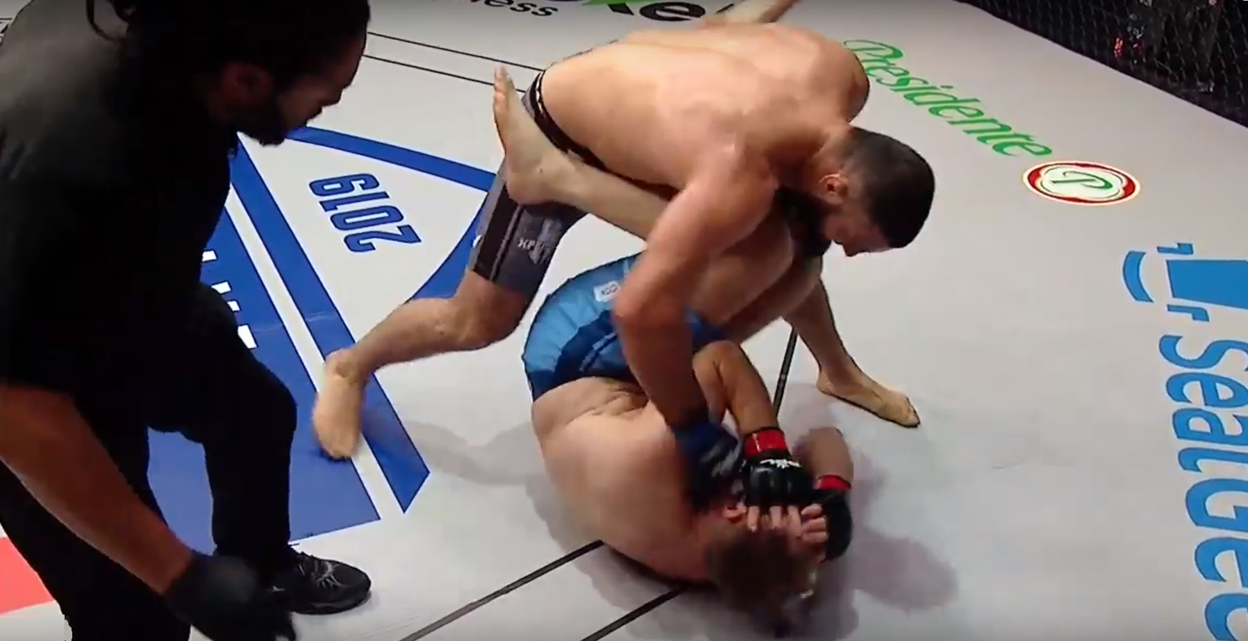 Isaev vs. Goltsov