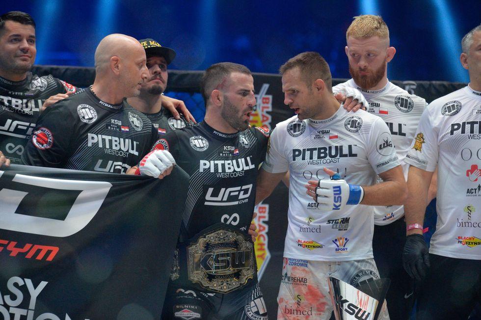 Antun Račić i Damian Stasiak